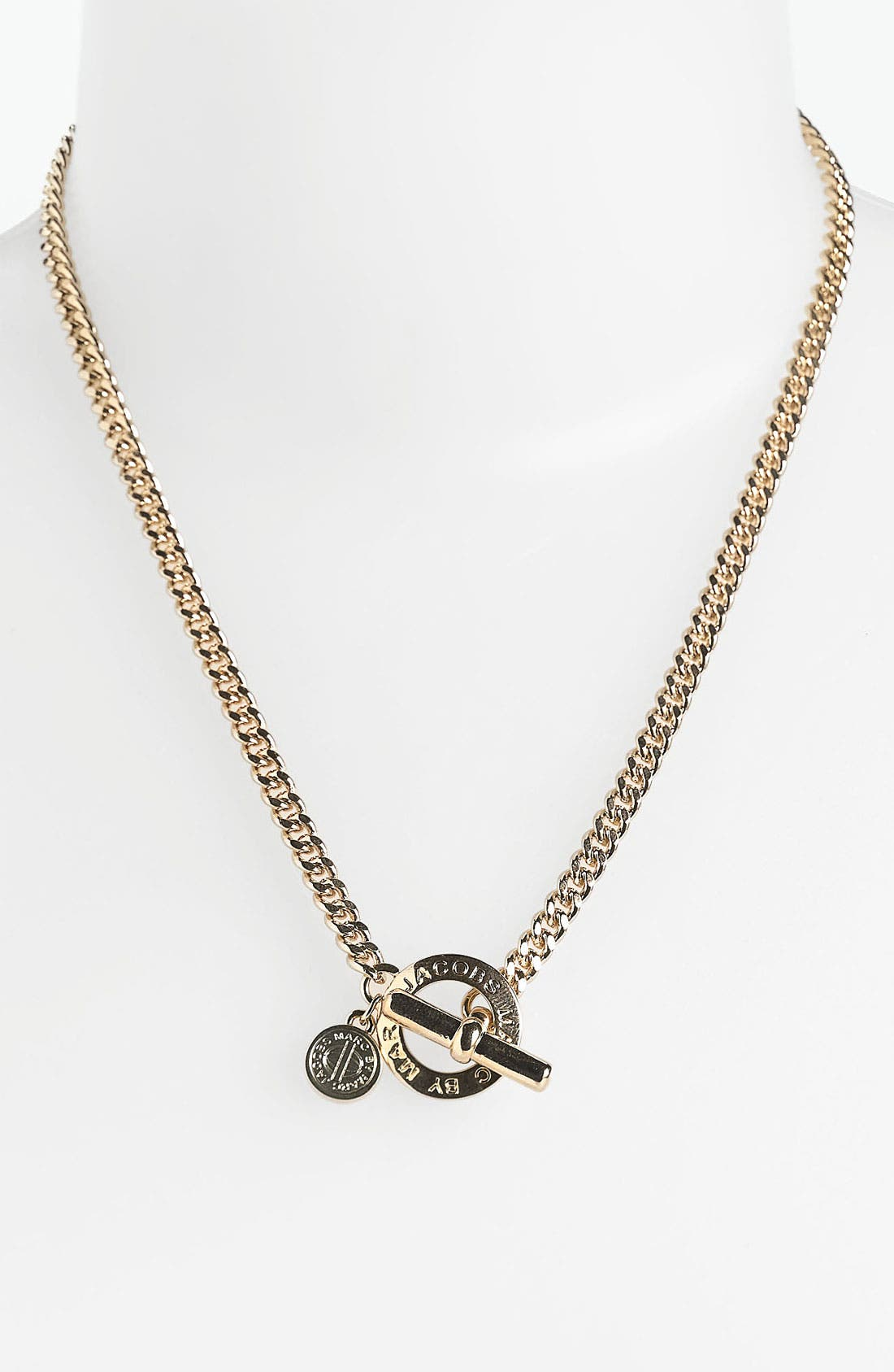 Main Image - MARC BY MARC JACOBS 'Toggles & Turnlocks' Link Necklace