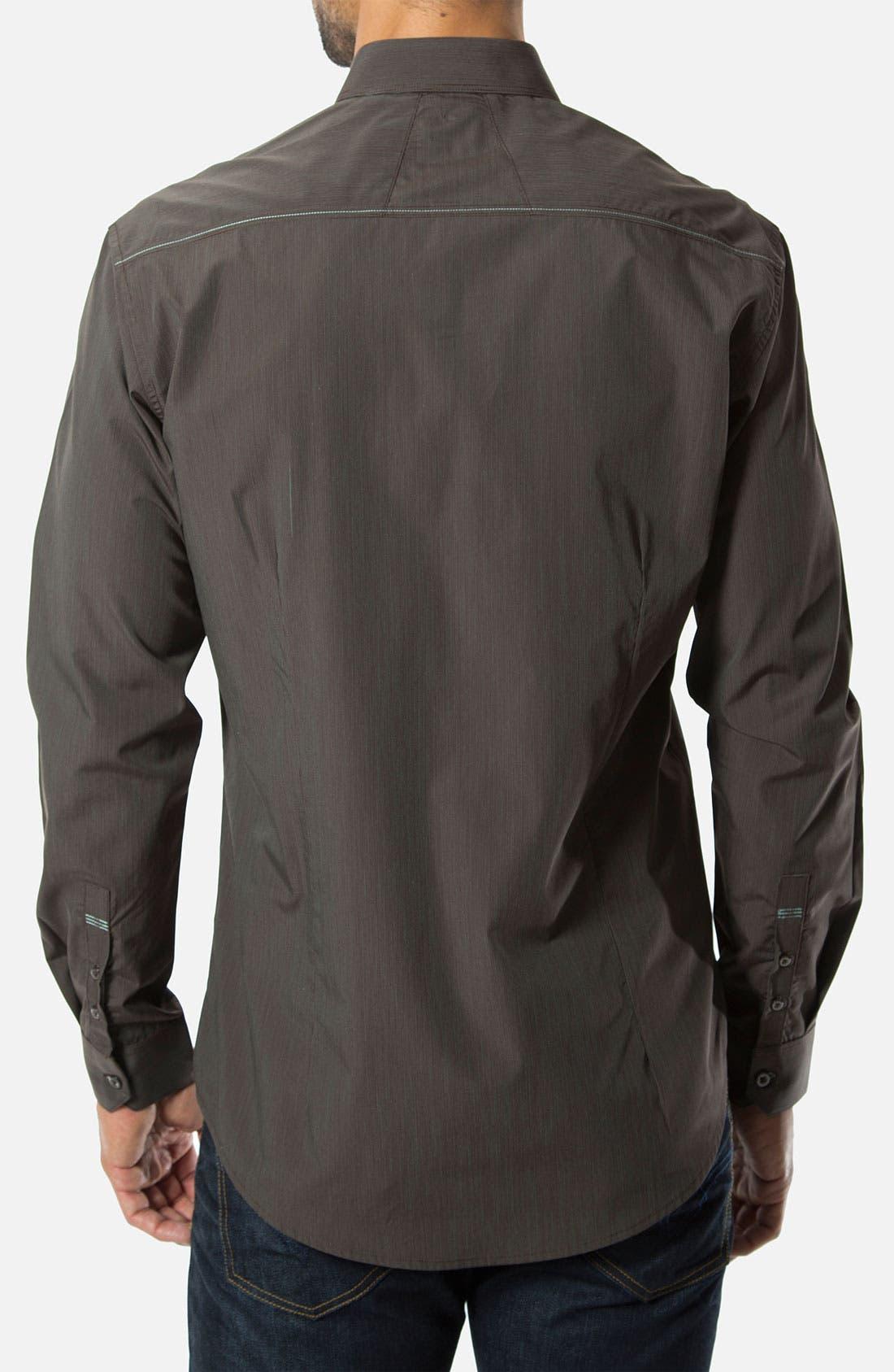 Alternate Image 2  - 7 Diamonds 'Mint Dream' Woven Sport Shirt