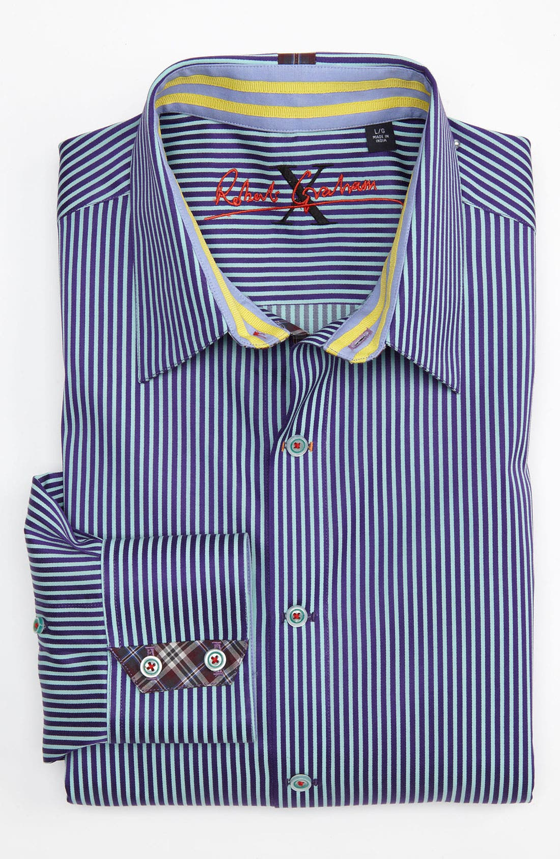Alternate Image 4  - Robert Graham 'X Collection - Two-Fer' Sport Shirt