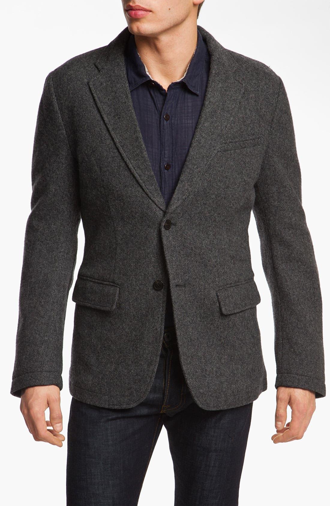 Alternate Image 1 Selected - Woolrich John Rich 'Settlers' Tweed Sportcoat
