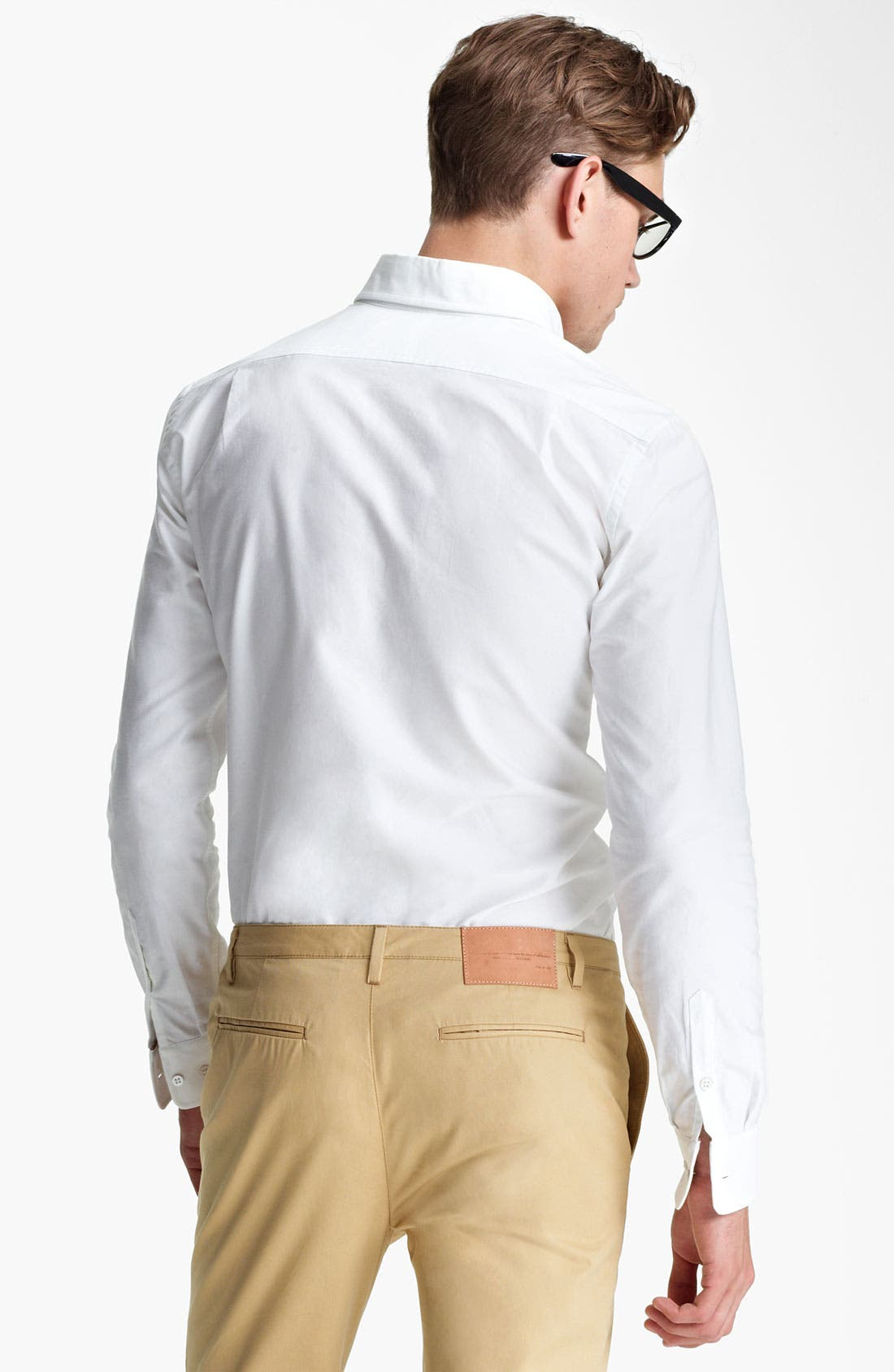 Alternate Image 2  - Shipley & Halmos Dress Shirt