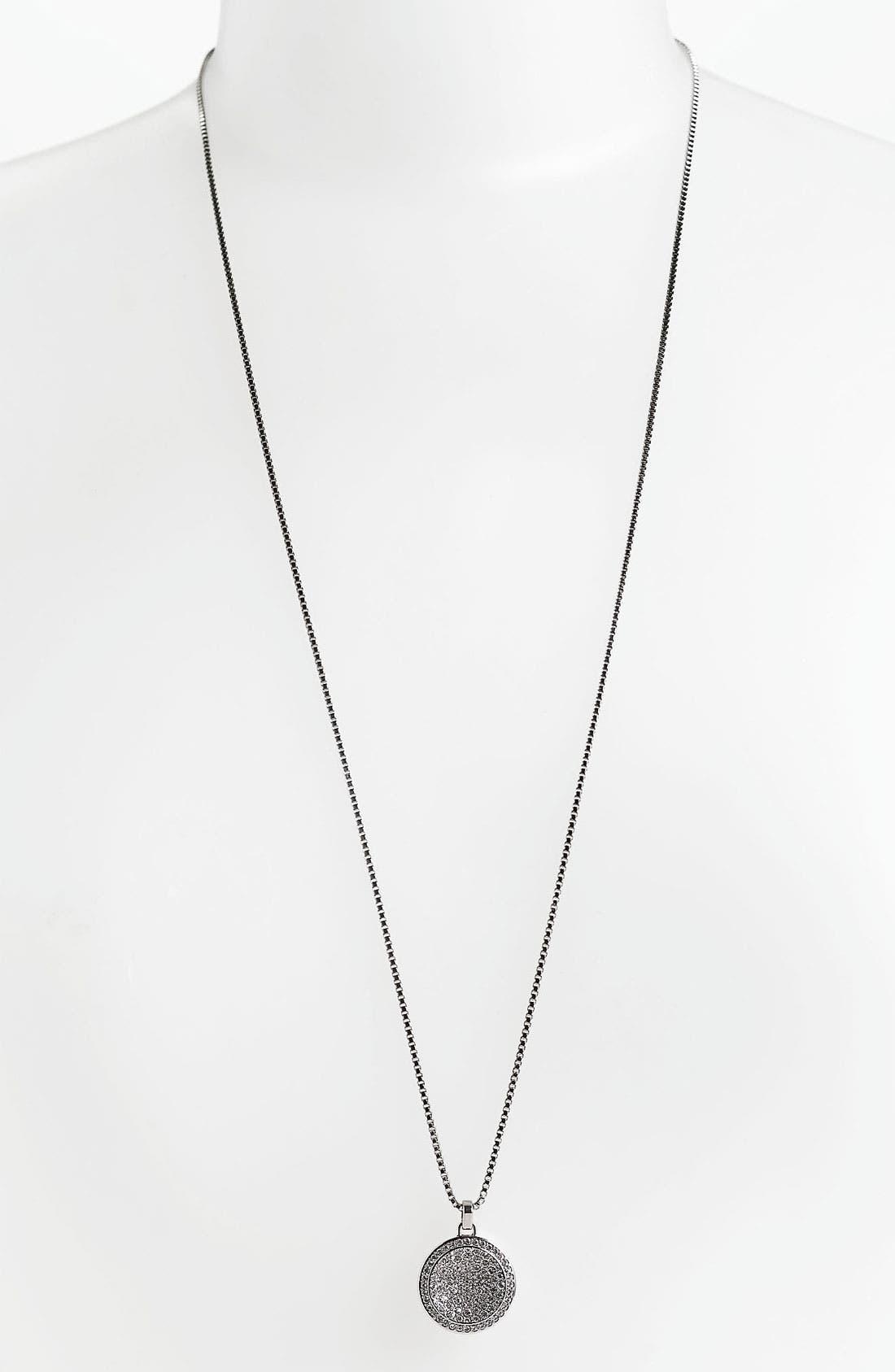 Main Image - Michael Kors Pendant Necklace