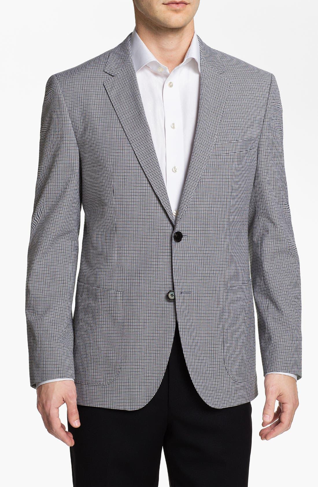 Main Image - BOSS HUGO BOSS 'Jesse' Trim Fit Sportcoat
