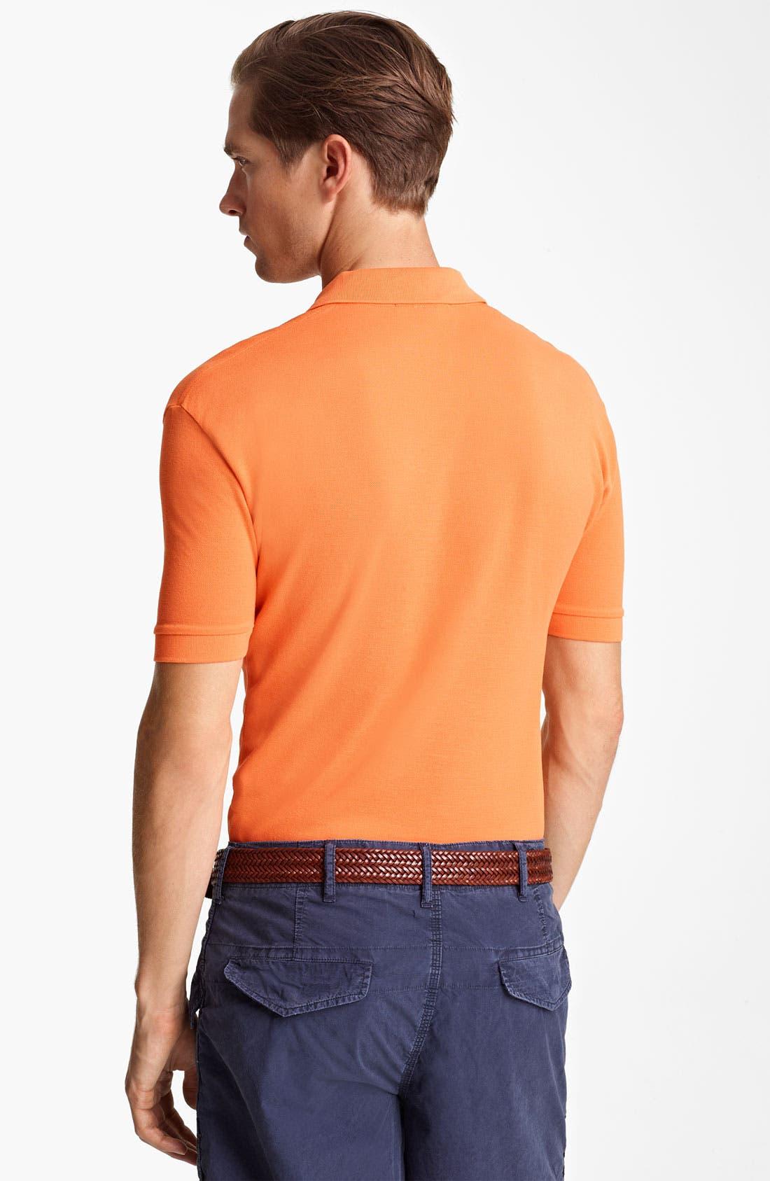 Alternate Image 2  - Polo Ralph Lauren Classic Fit Polo