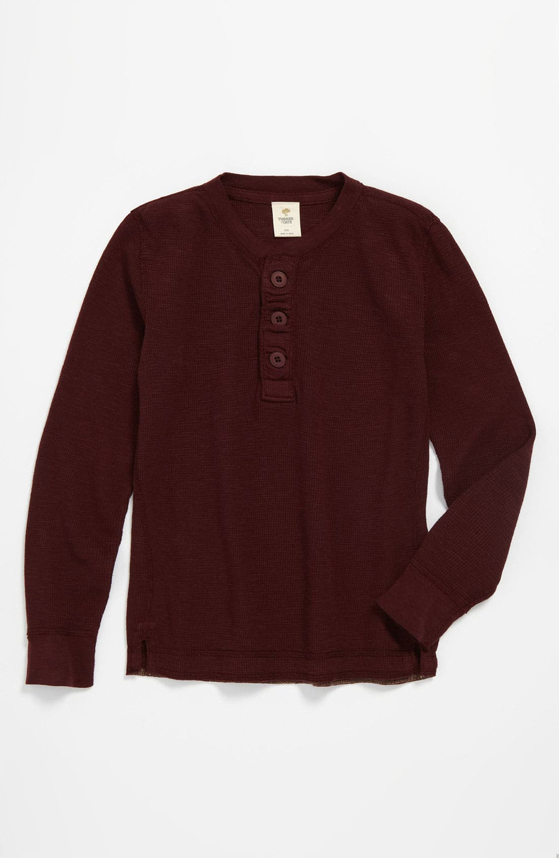 Alternate Image 1 Selected - Tucker + Tate 'Holden' Thermal Henley Top (Big Boys)