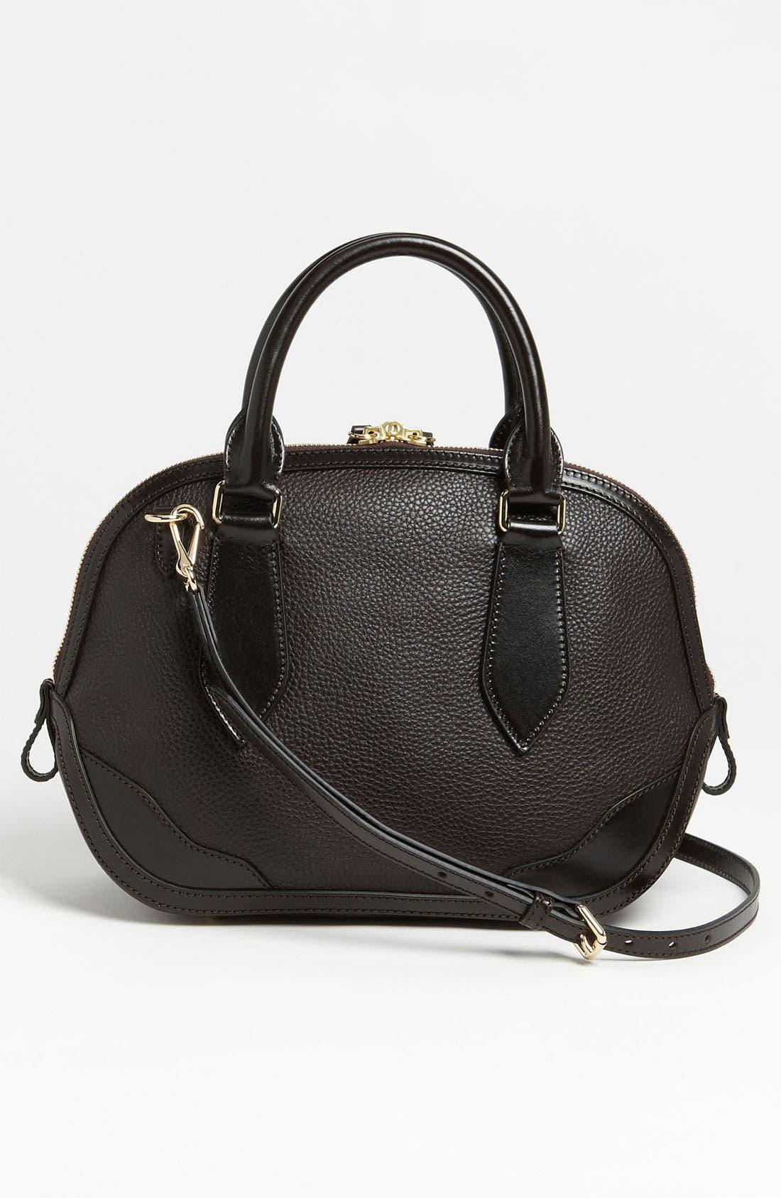 Alternate Image 4  - Burberry 'London Grainy' Leather Satchel