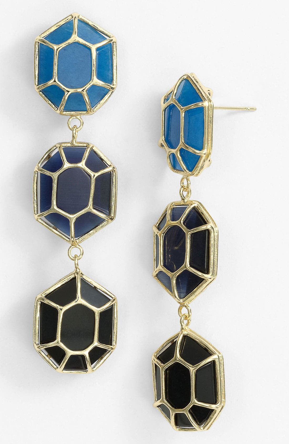Alternate Image 1 Selected - Kendra Scott 'Maxine' Linear Earrings