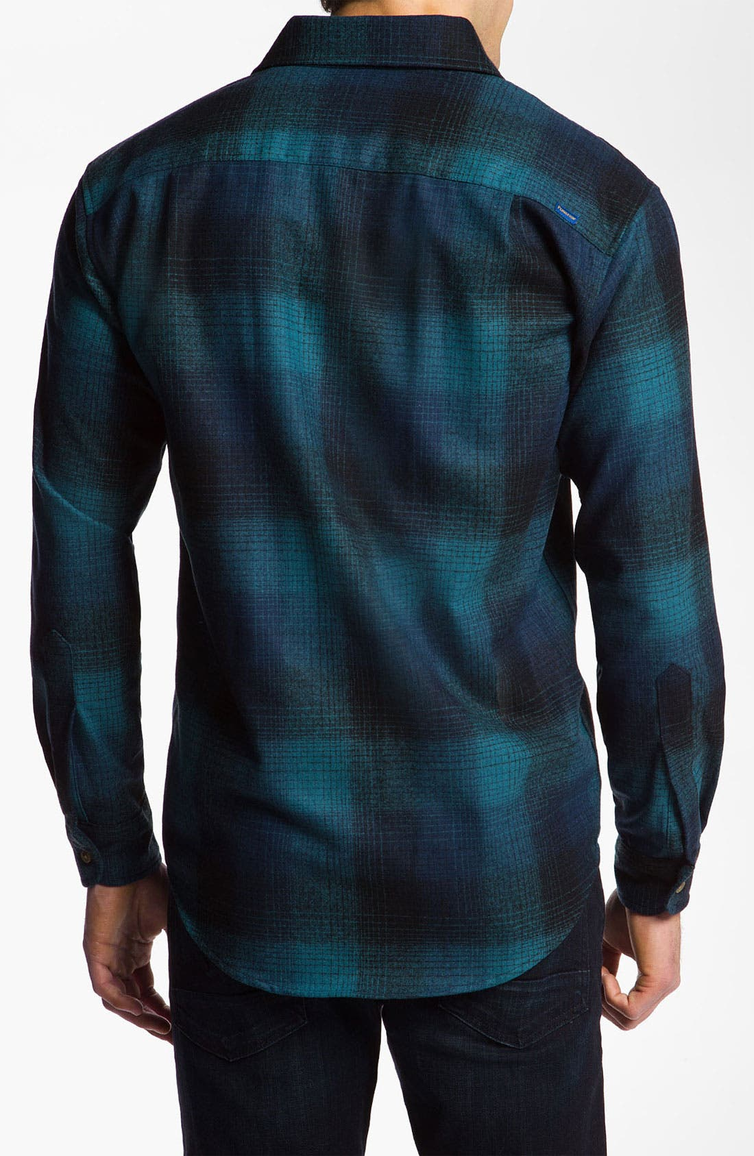 Alternate Image 2  - Pendleton Virgin Wool Woven Shirt