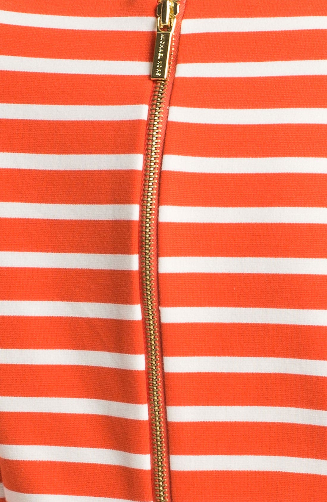 Alternate Image 3  - MICHAEL Michael Kors Stripe Boatneck Top