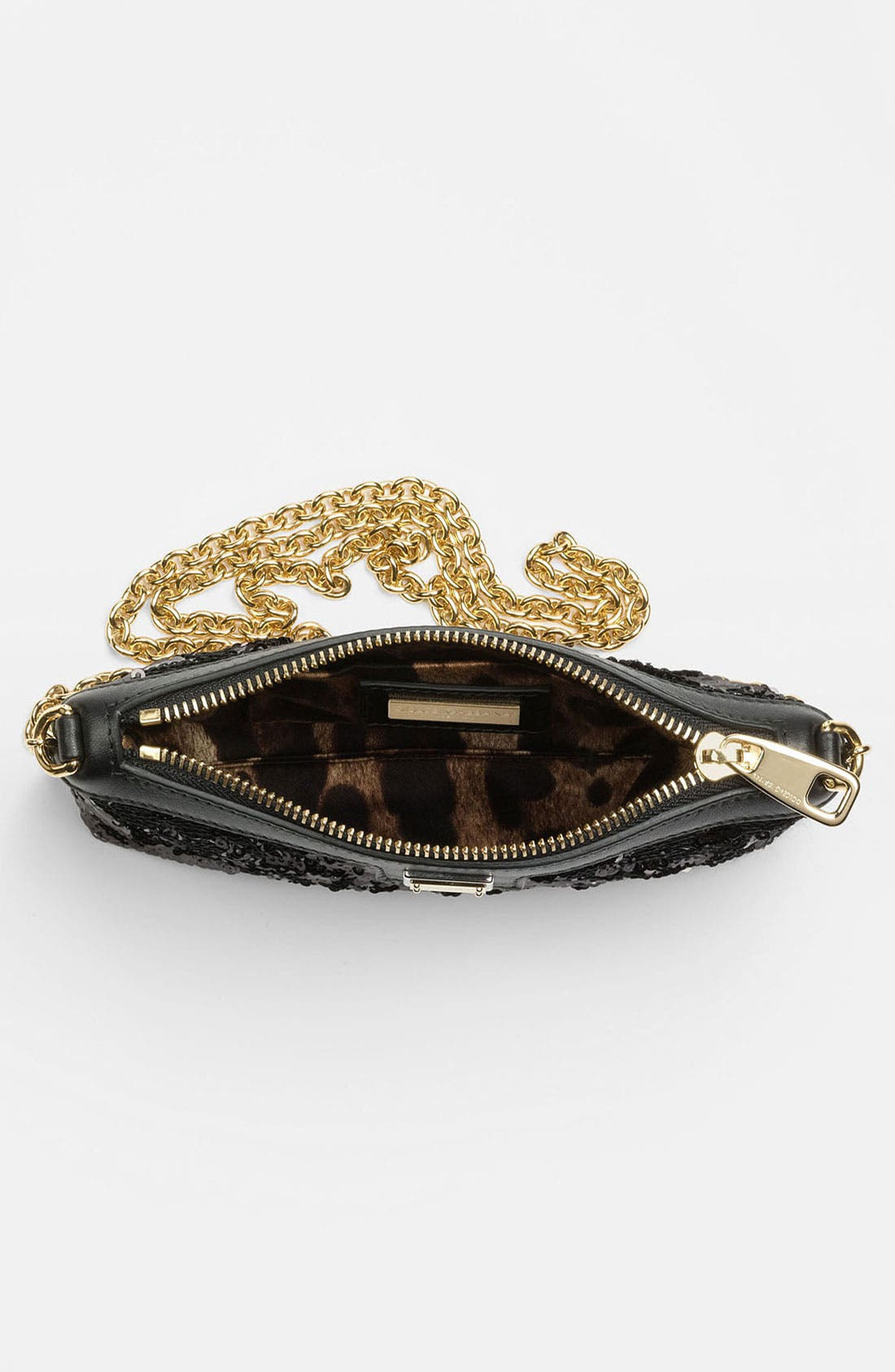 Alternate Image 3  - Dolce&Gabbana 'Miss Mini' Sequin Crossbody Bag