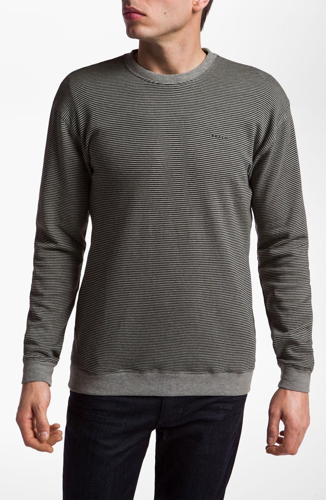 Main Image - Brixton 'Partisan' Crewneck Sweatshirt