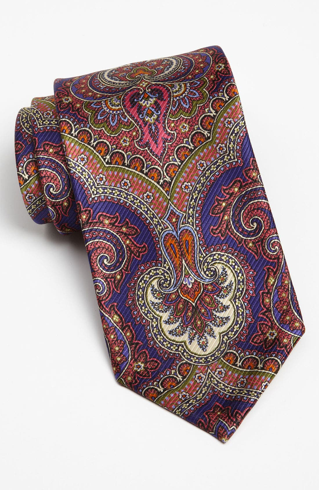 Main Image - Robert Talbott 'Sevenfold' Silk Tie (Limited Edition)