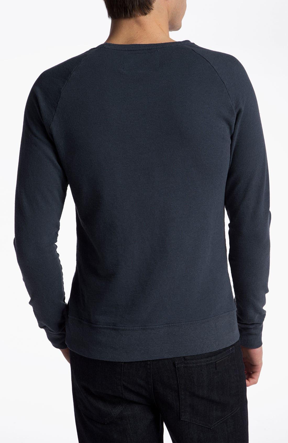 Alternate Image 2  - Altru 'The New York Times®' Graphic Crewneck Sweatshirt