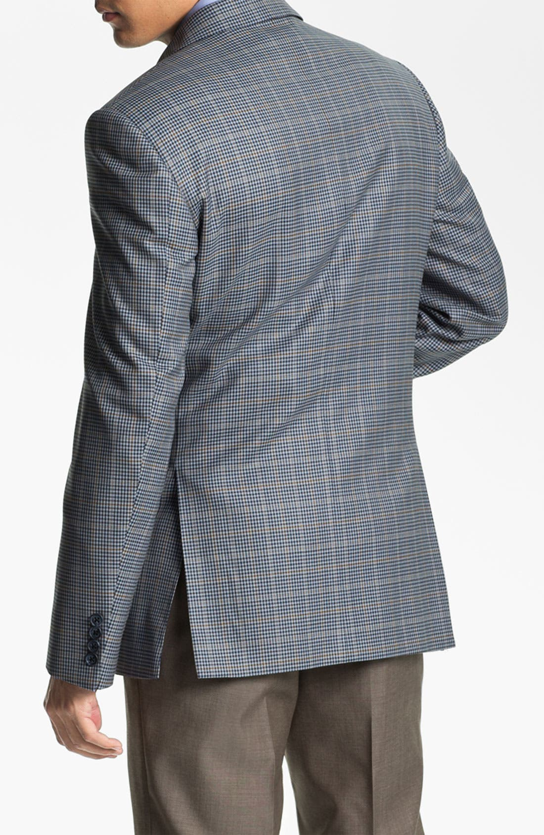 Alternate Image 2  - Joseph Abboud 'Signature Silver' Houndstooth Sportcoat