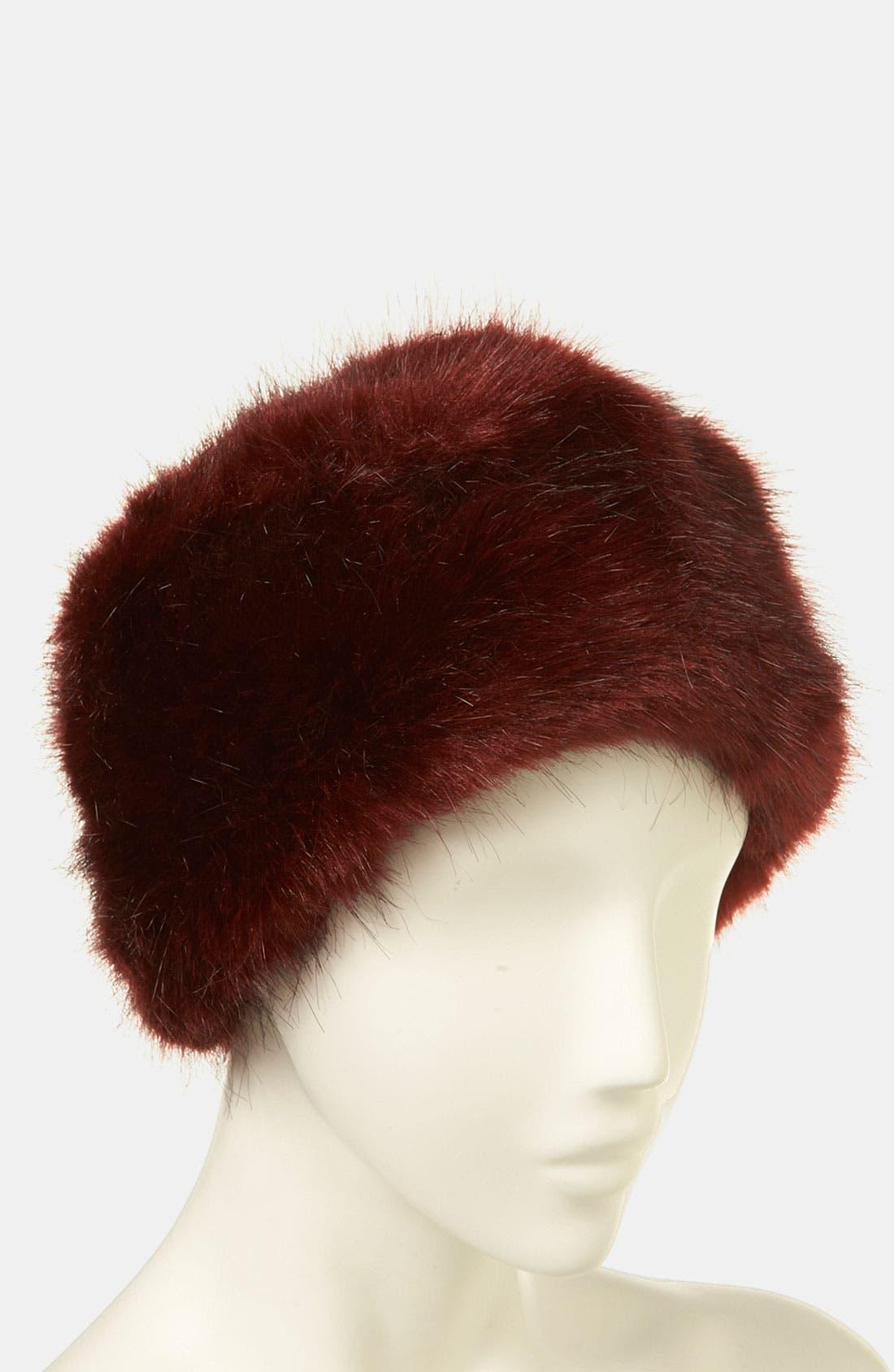 Alternate Image 2  - Topshop Faux Fur Hat