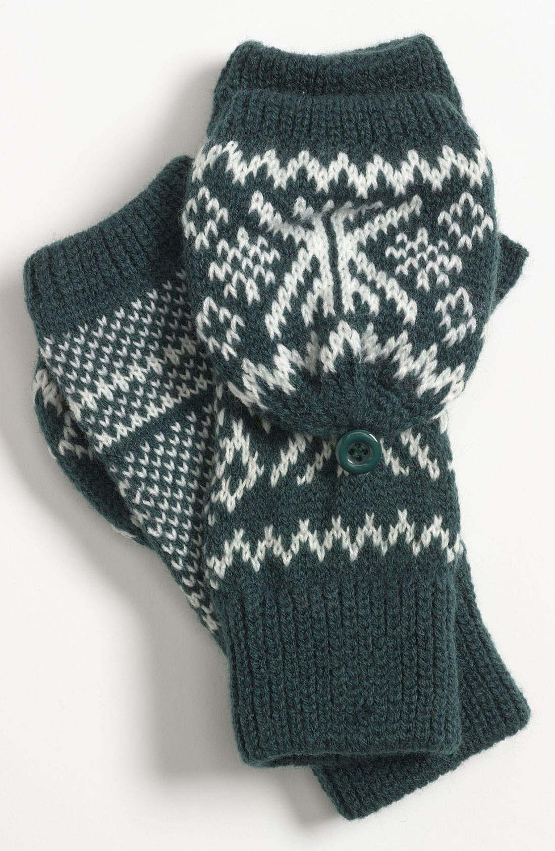 Alternate Image 1 Selected - Topman Convertible Mittens