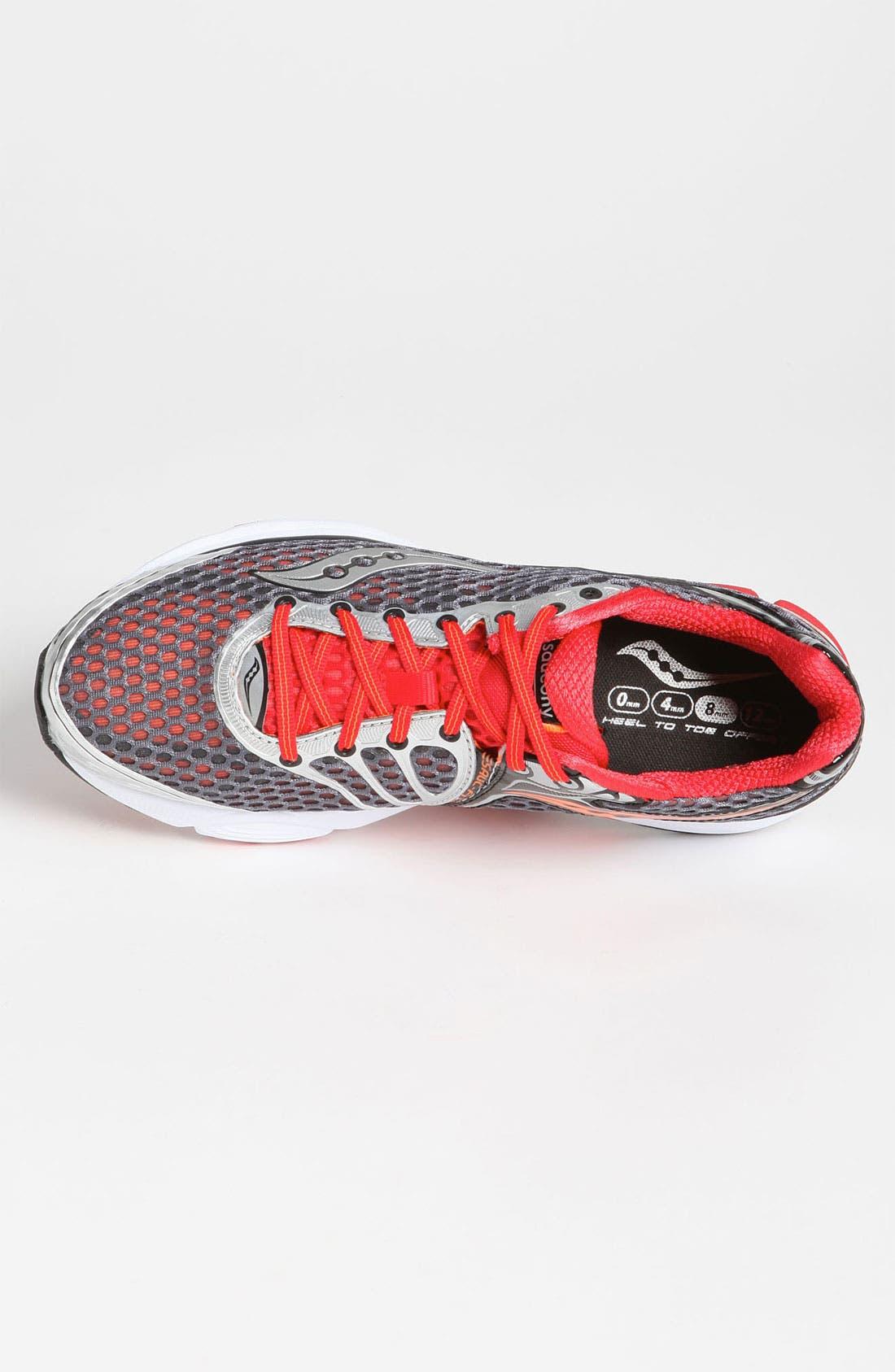 Alternate Image 3  - Saucony 'PowerGrid Triumph 10' Running Shoe (Men)