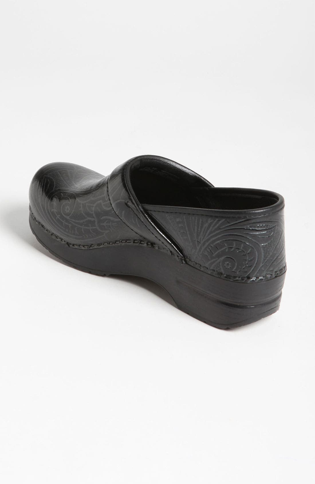 Alternate Image 2  - Dansko 'Professional Tooled' Clog