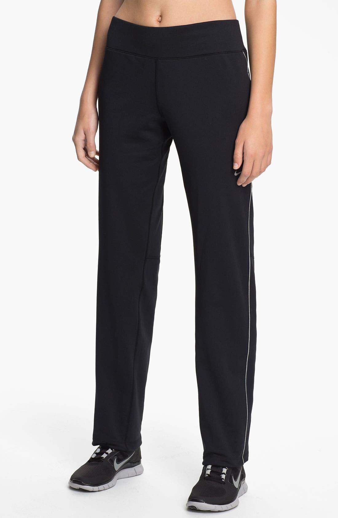 Alternate Image 1 Selected - Nike Thermal Running Pants