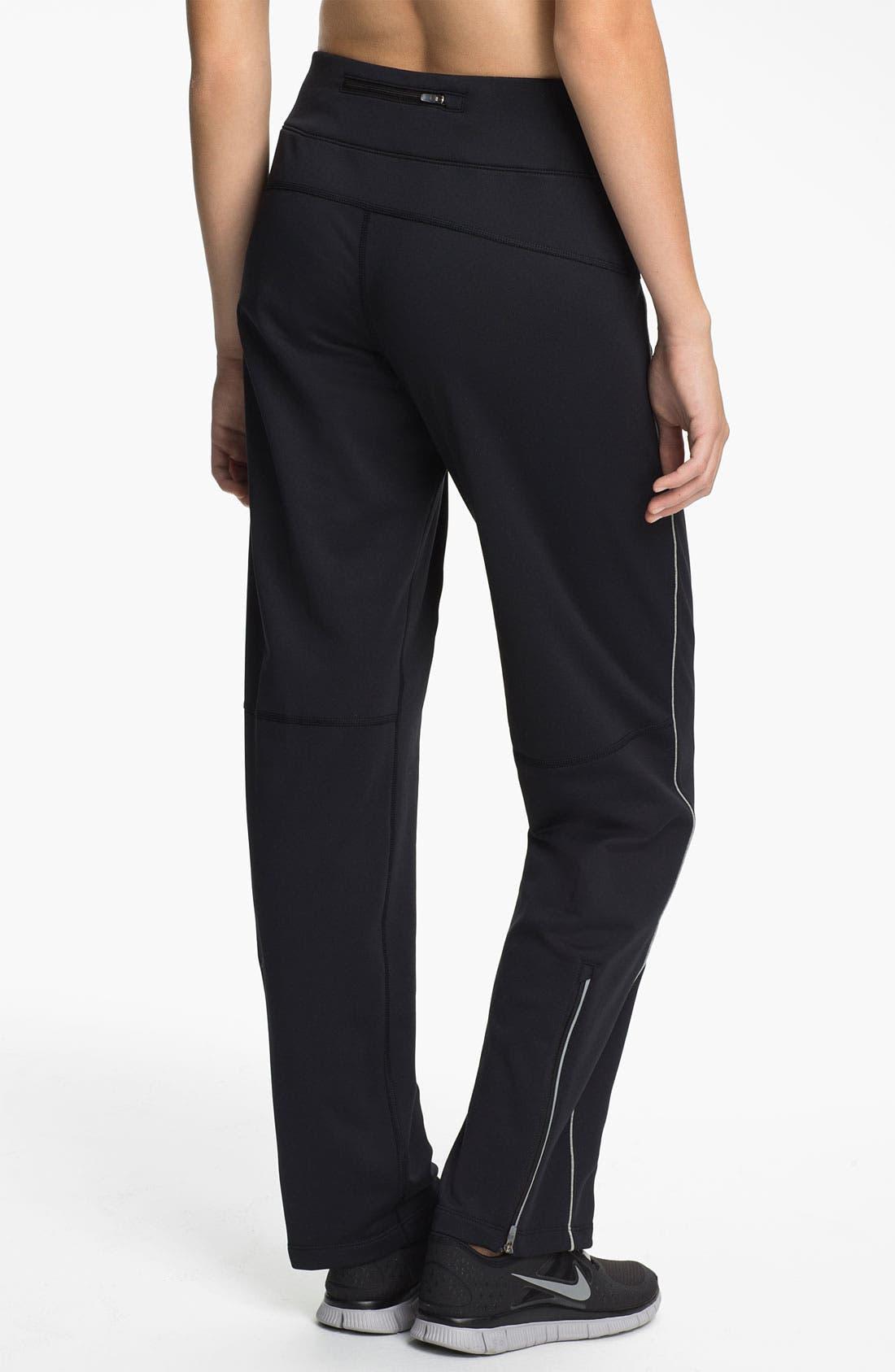 Alternate Image 2  - Nike Thermal Running Pants