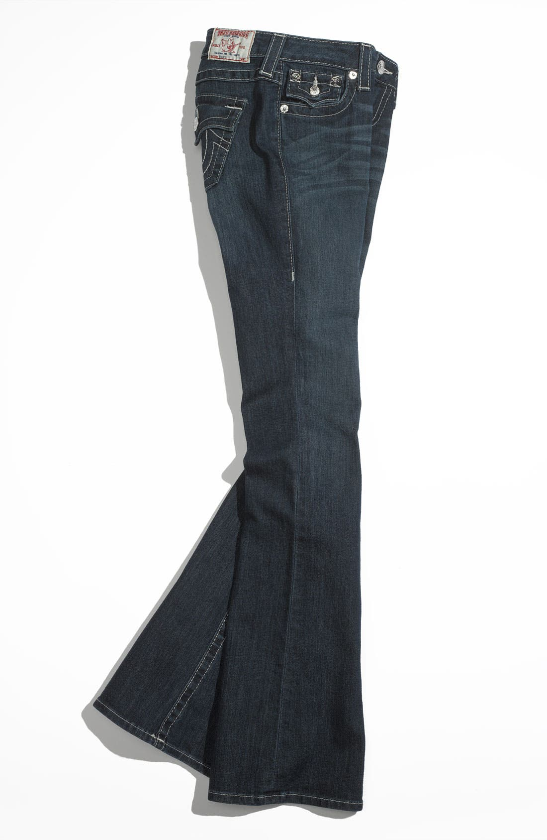 Alternate Image 4  - True Religion Brand Jeans 'Becky' Bootcut Jeans (Houston)(Online Only)