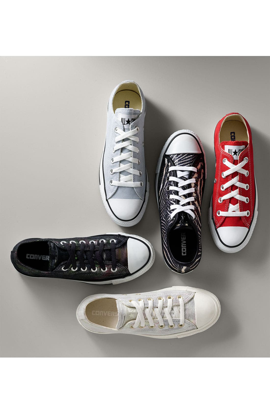 Alternate Image 5  - Converse Chuck Taylor® 'Sequins Ox' Sneaker