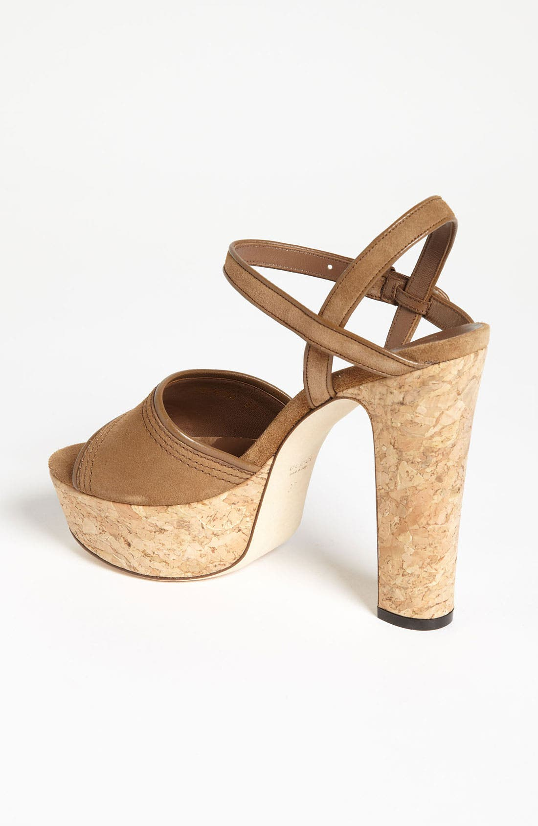 Alternate Image 2  - Gucci 'Danielle' Platform Sandal