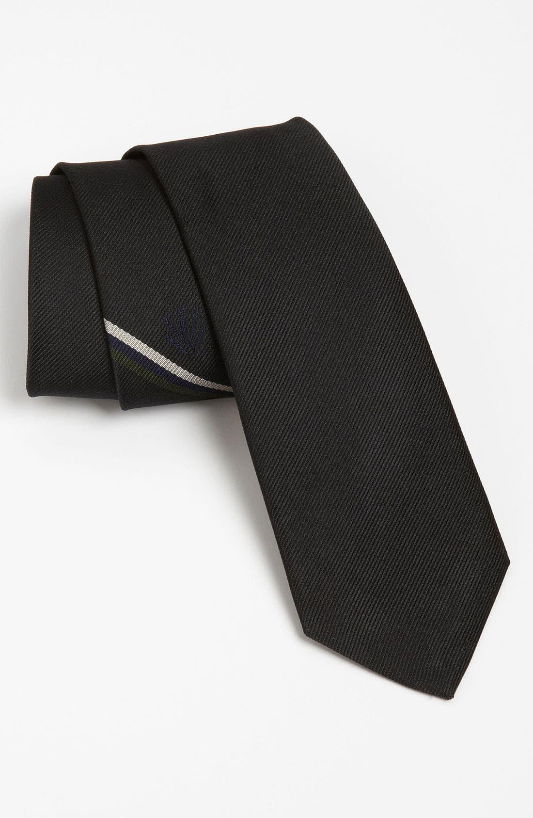 Alternate Image 1 Selected - rag & bone Woven Silk Tie