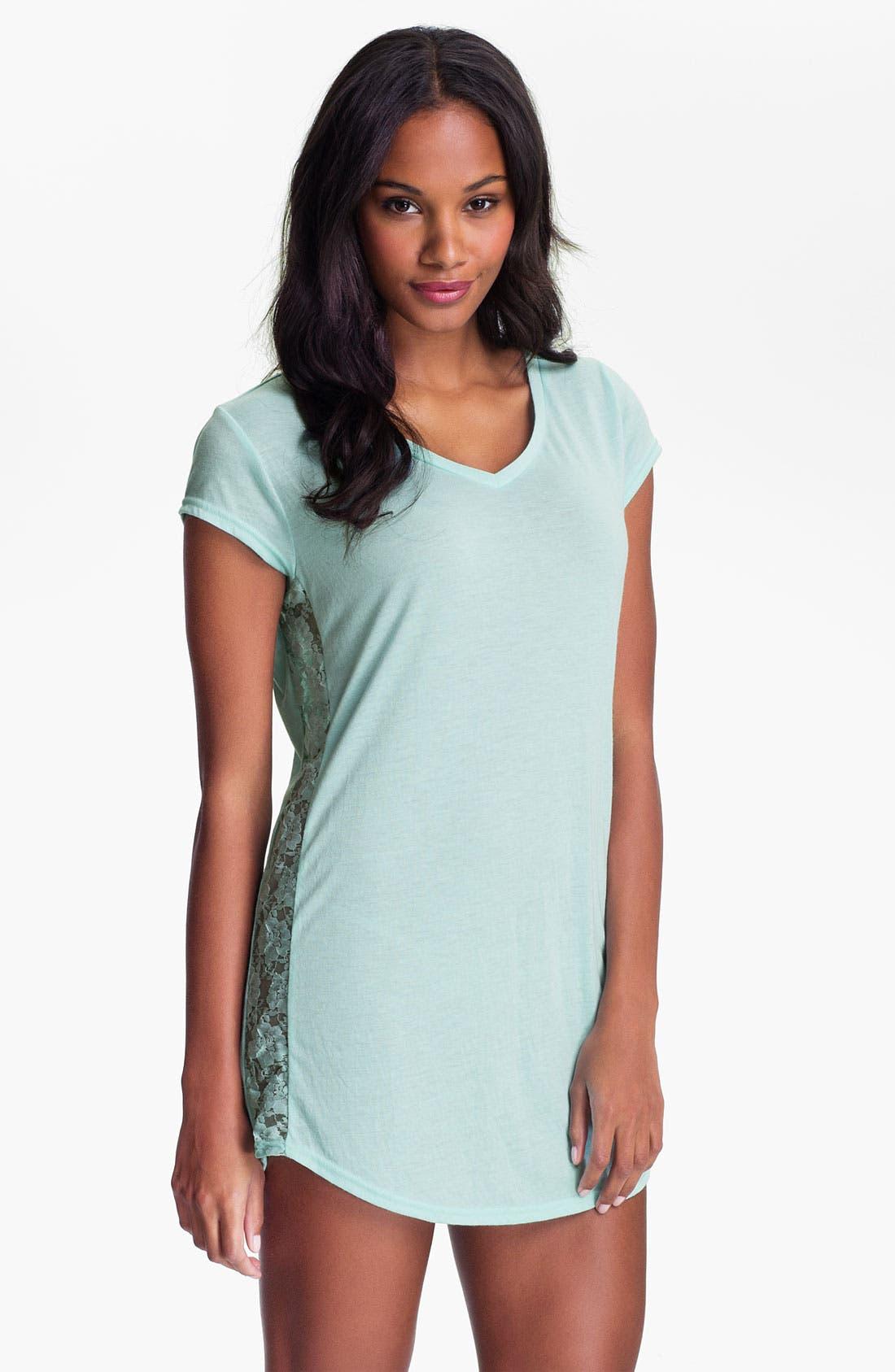 Alternate Image 1 Selected - Make + Model 'By My Side' Sleep Shirt