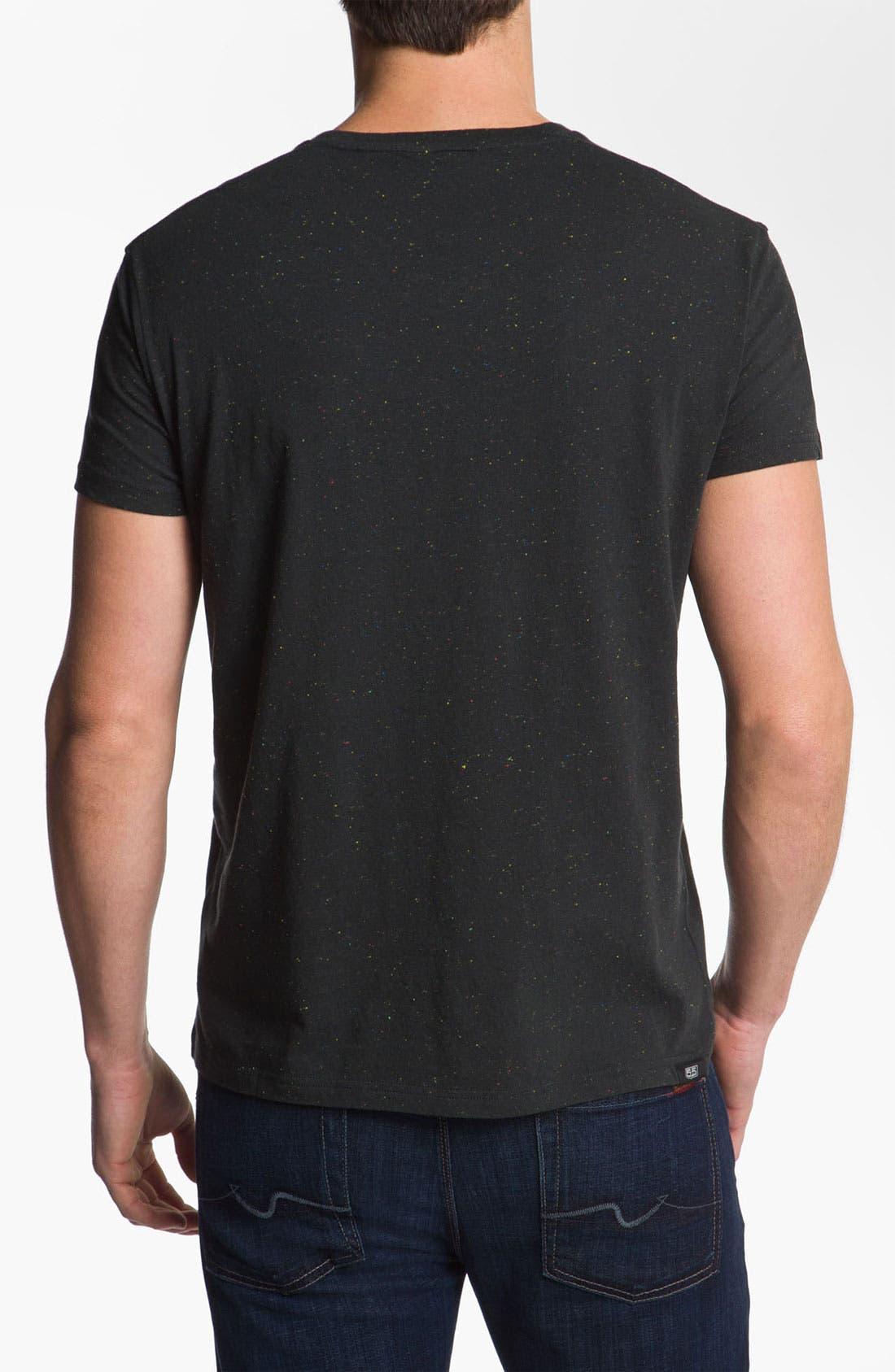 Alternate Image 2  - 55DSL 'Taska' V-Neck T-Shirt