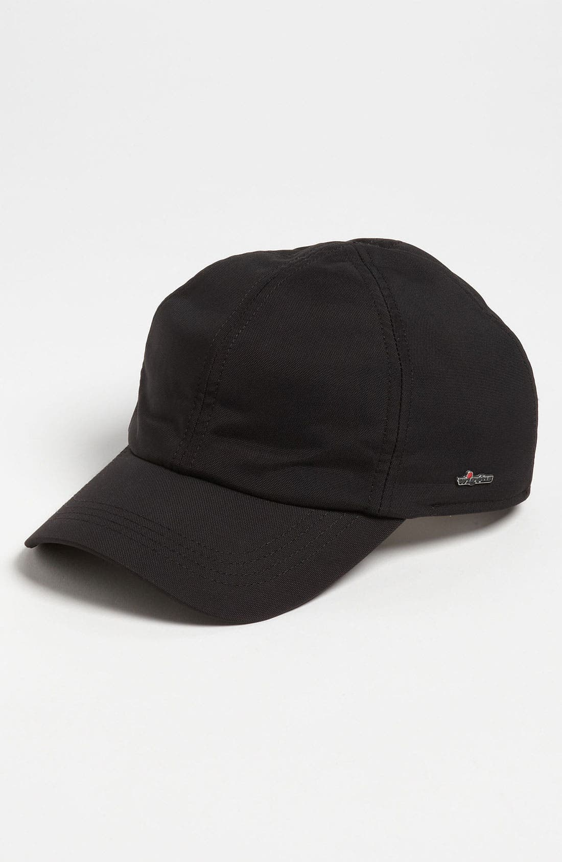 'Martin' Baseball Cap,                             Main thumbnail 1, color,                             Black