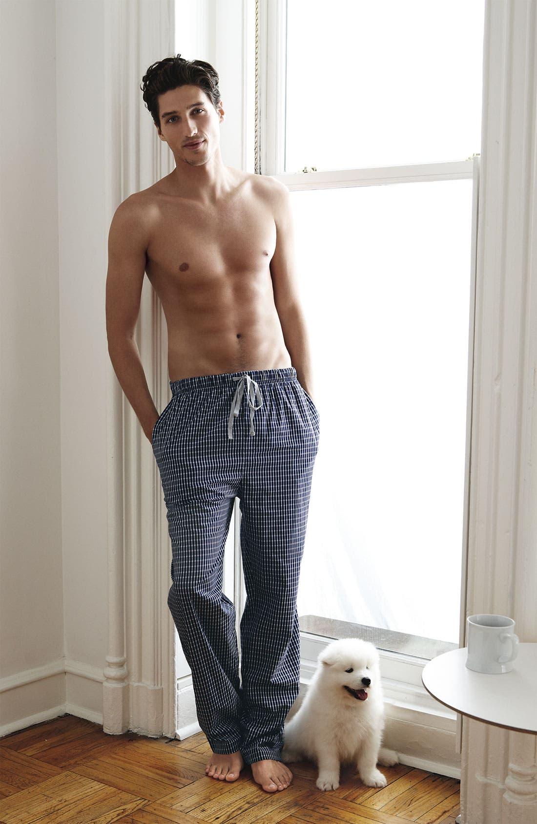 Alternate Image 4  - Michael Kors Pajama Pants