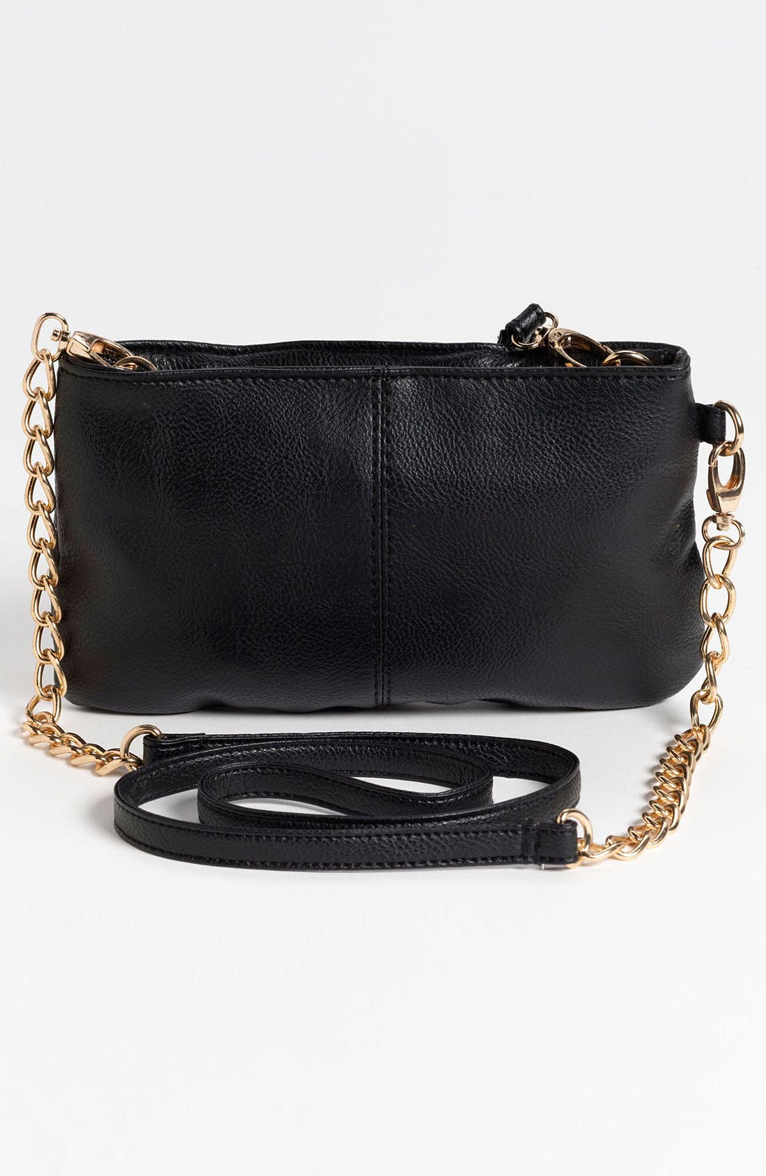 Alternate Image 4  - Cesca Studded Bow Convertible Crossbody Bag