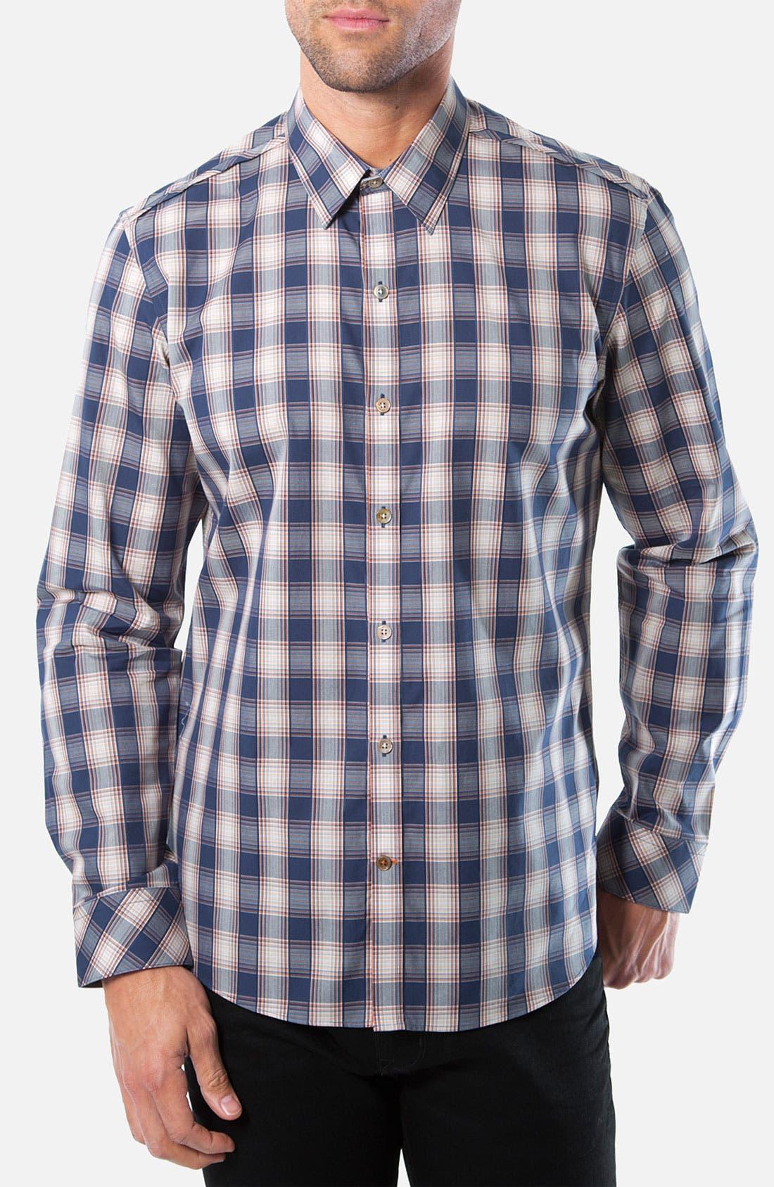 Alternate Image 1 Selected - Kenson 'Lucky Ones' Sport Shirt