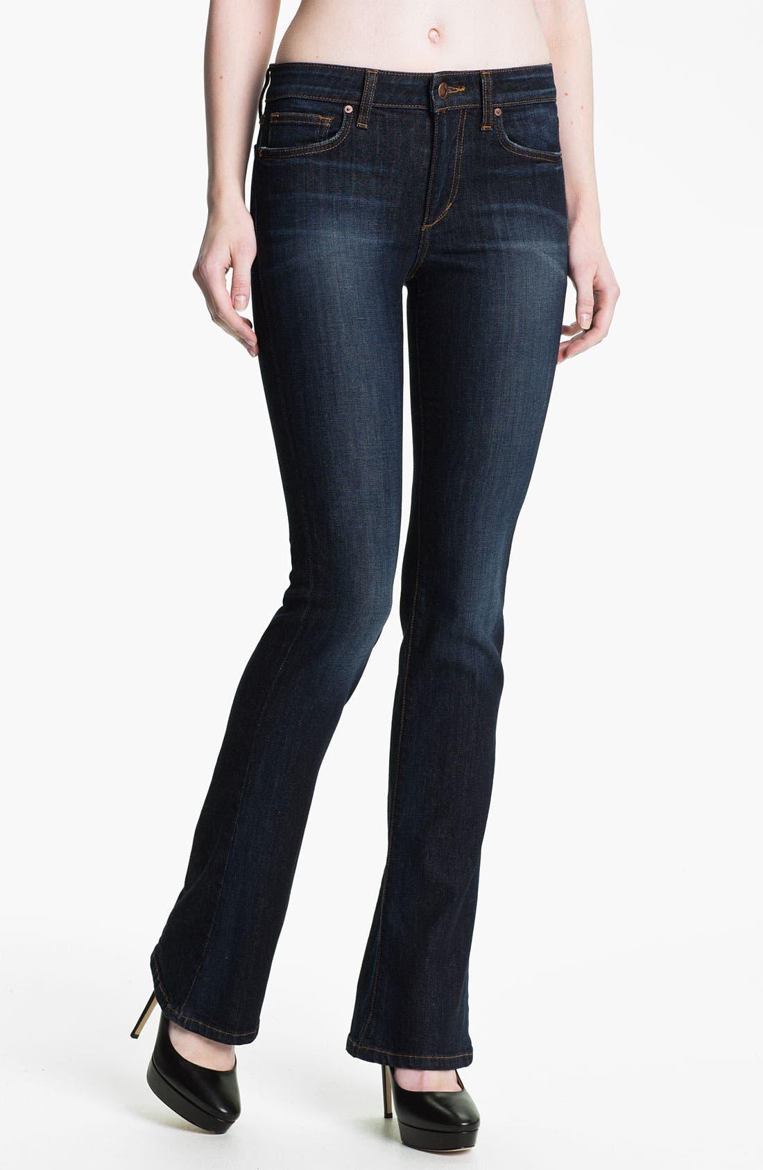 Alternate Image 1 Selected - Joe's Bootcut Stretch Denim Jeans (Bridgette)