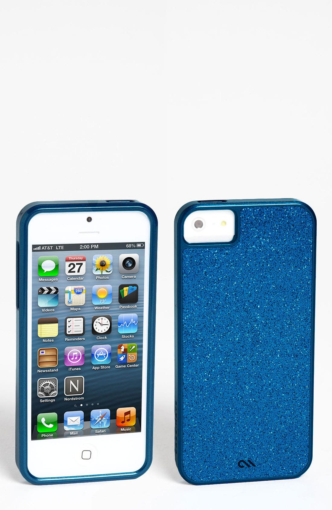 Alternate Image 1 Selected - Case-Mate® 'Glam' iPhone 5 Case