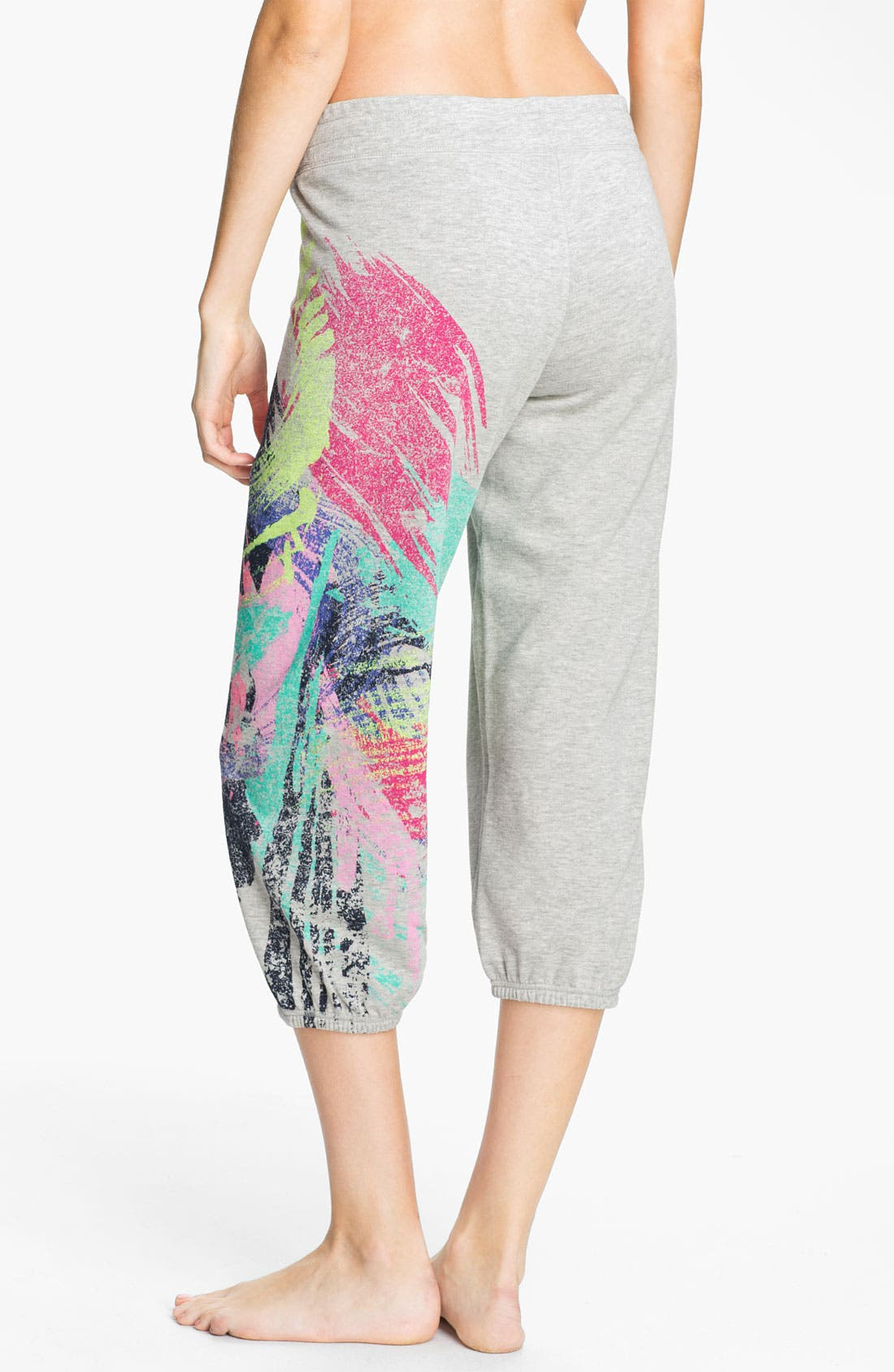Alternate Image 1 Selected - Steve Madden 'Tagged You're It' Capris
