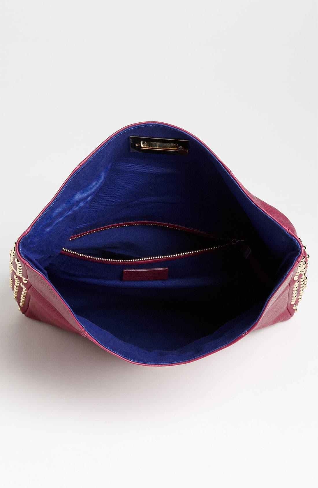 Alternate Image 3  - Emilio Pucci Leather Fold Over Clutch