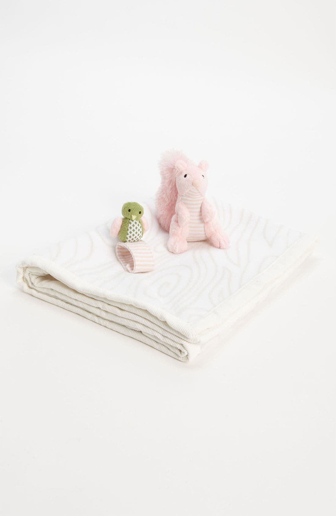Main Image - Baby Aspen 'Pearl The Squirrel' Gift Set
