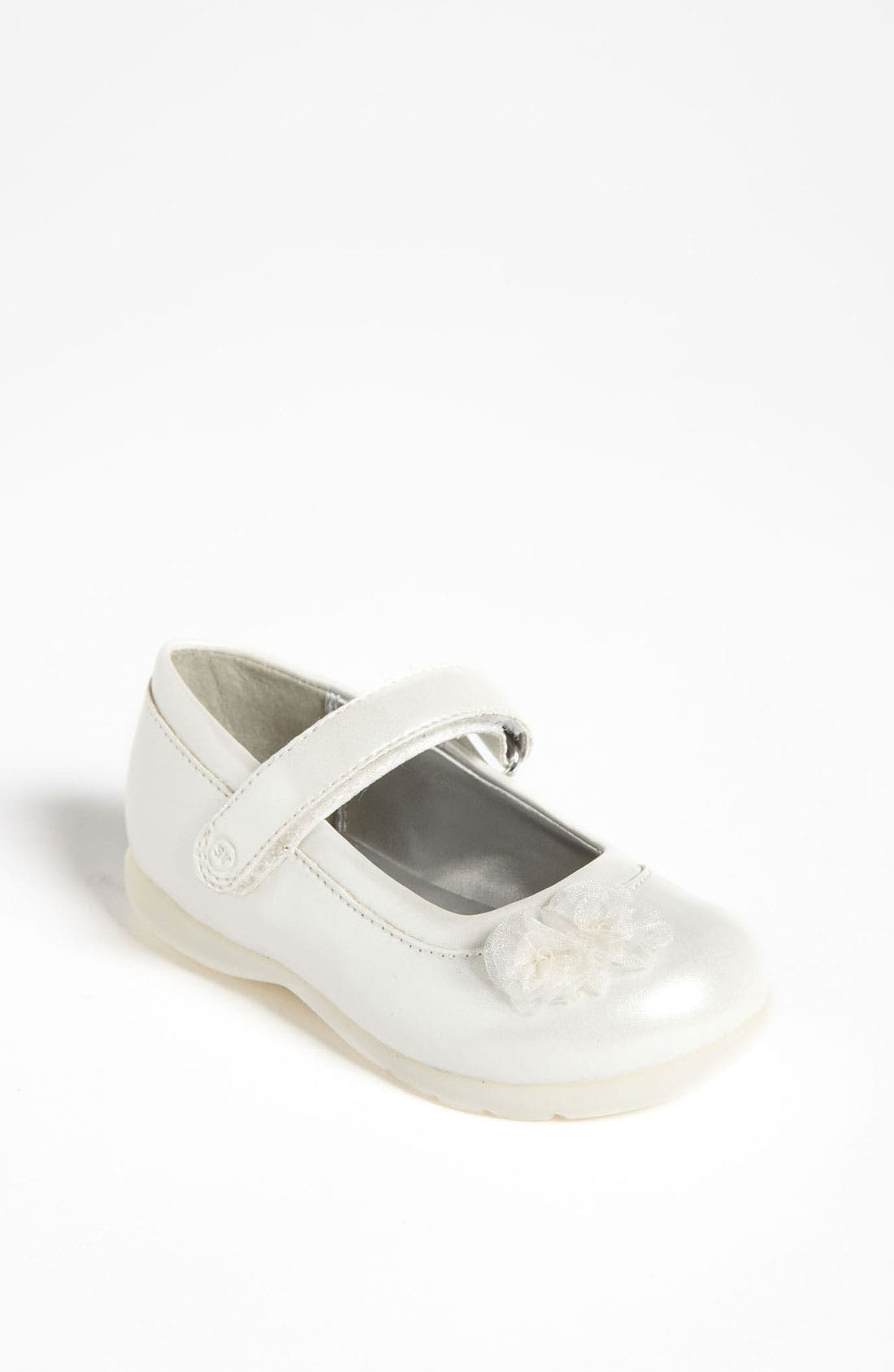Main Image - Stride Rite 'Baby Amy' Mary Jane (Baby, Walker & Toddler)