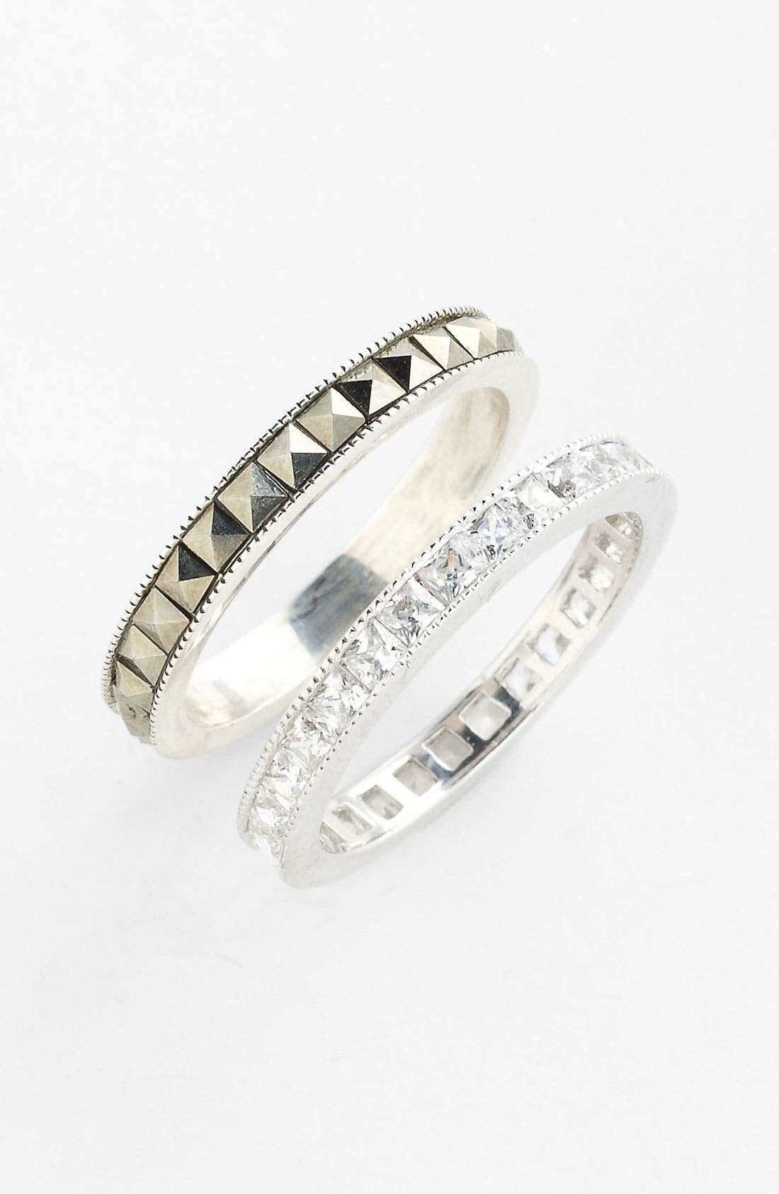 Alternate Image 1 Selected - Judith Jack Stackable Ring