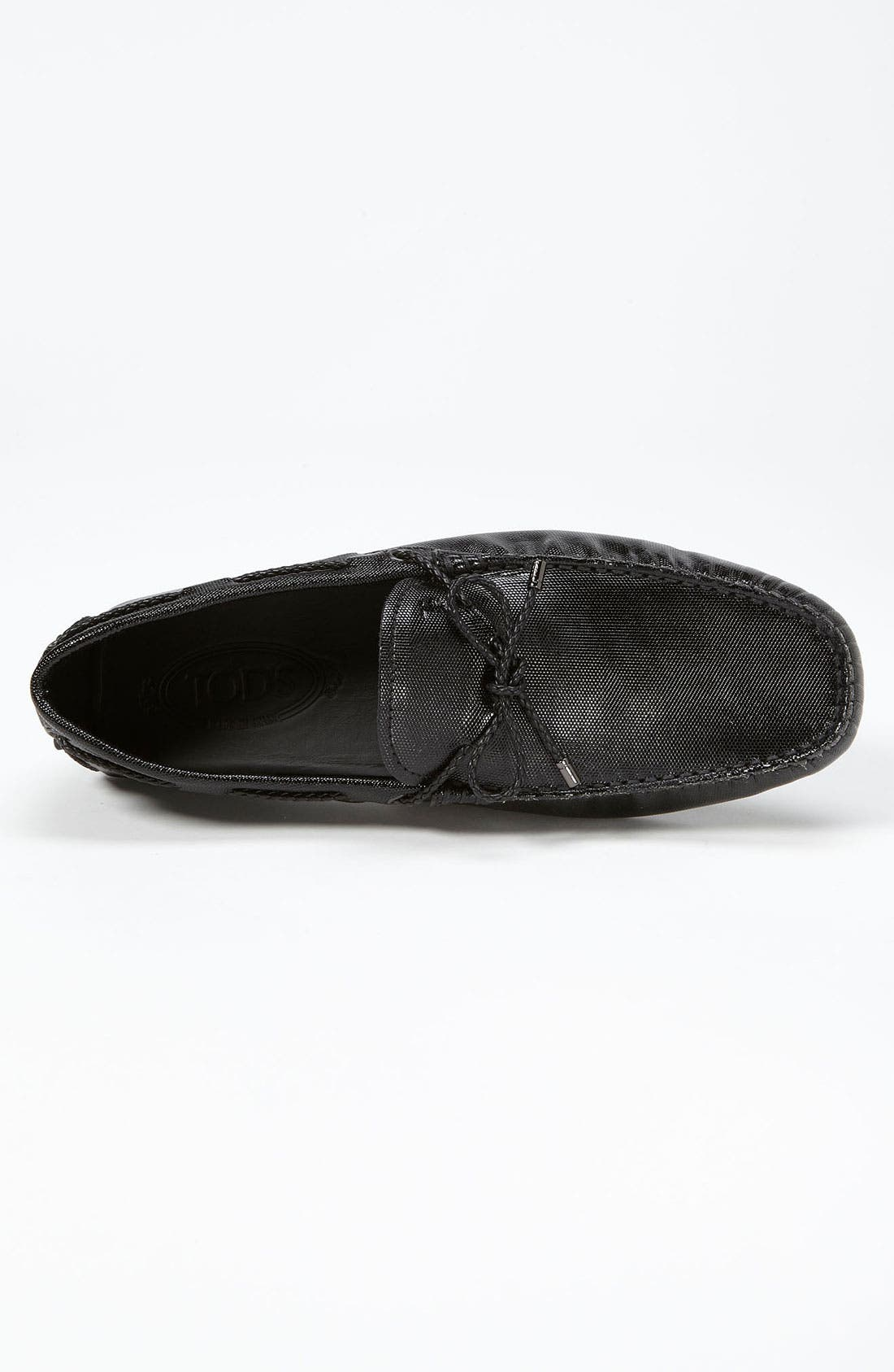 Alternate Image 3  - Tod's Textured Driving Shoe