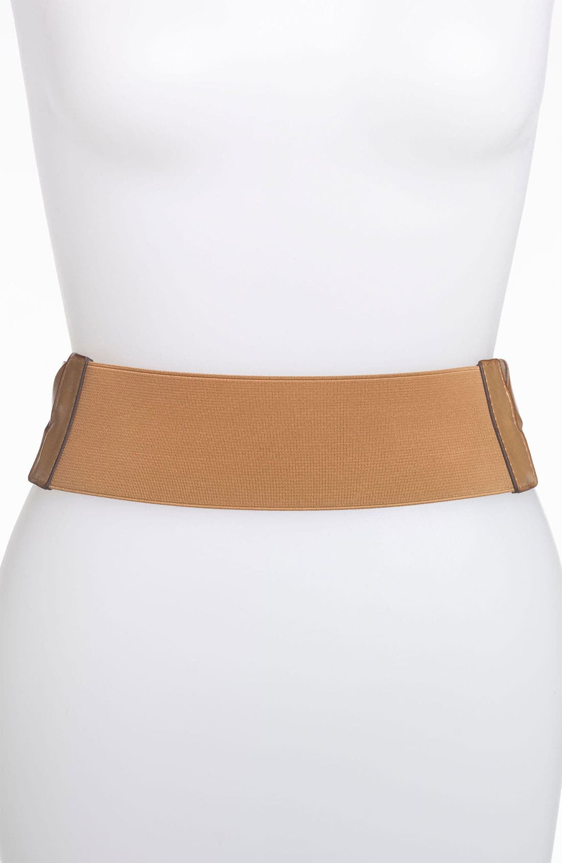 Alternate Image 2  - Steven by Steve Madden Braided Stretch Belt