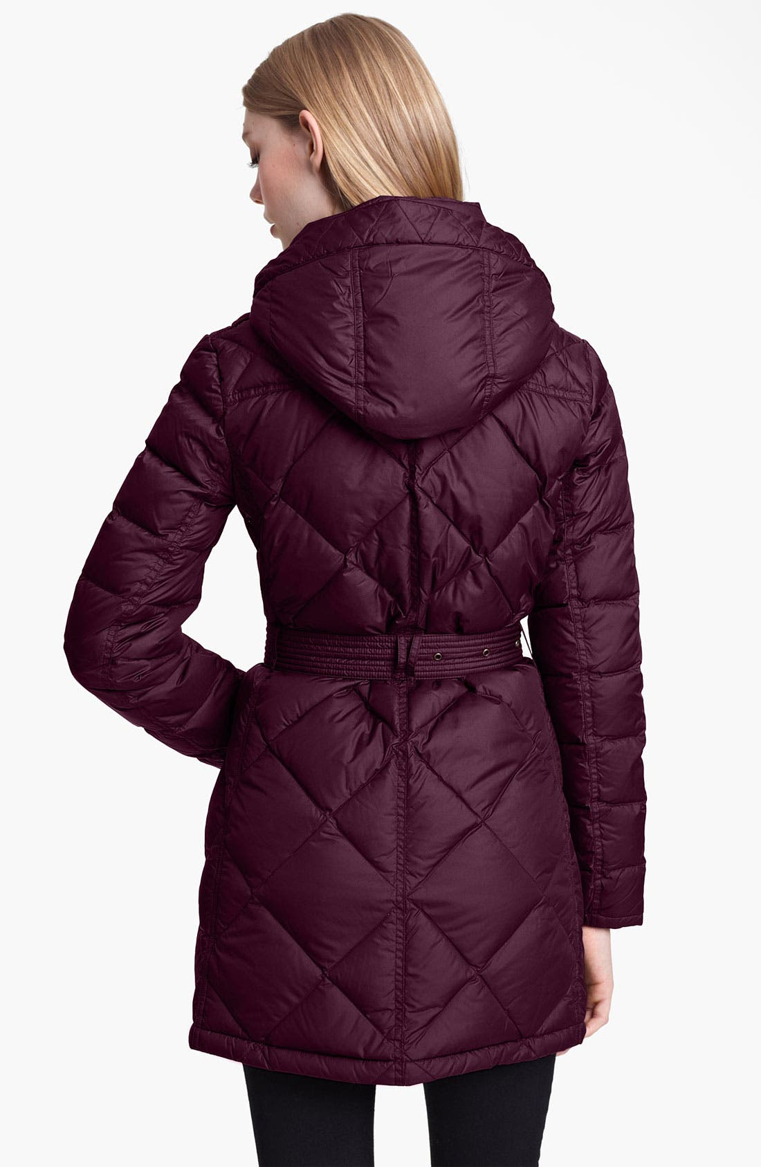 Alternate Image 2  - Burberry Brit 'Eddingly' Down Jacket (Online Exclusive)