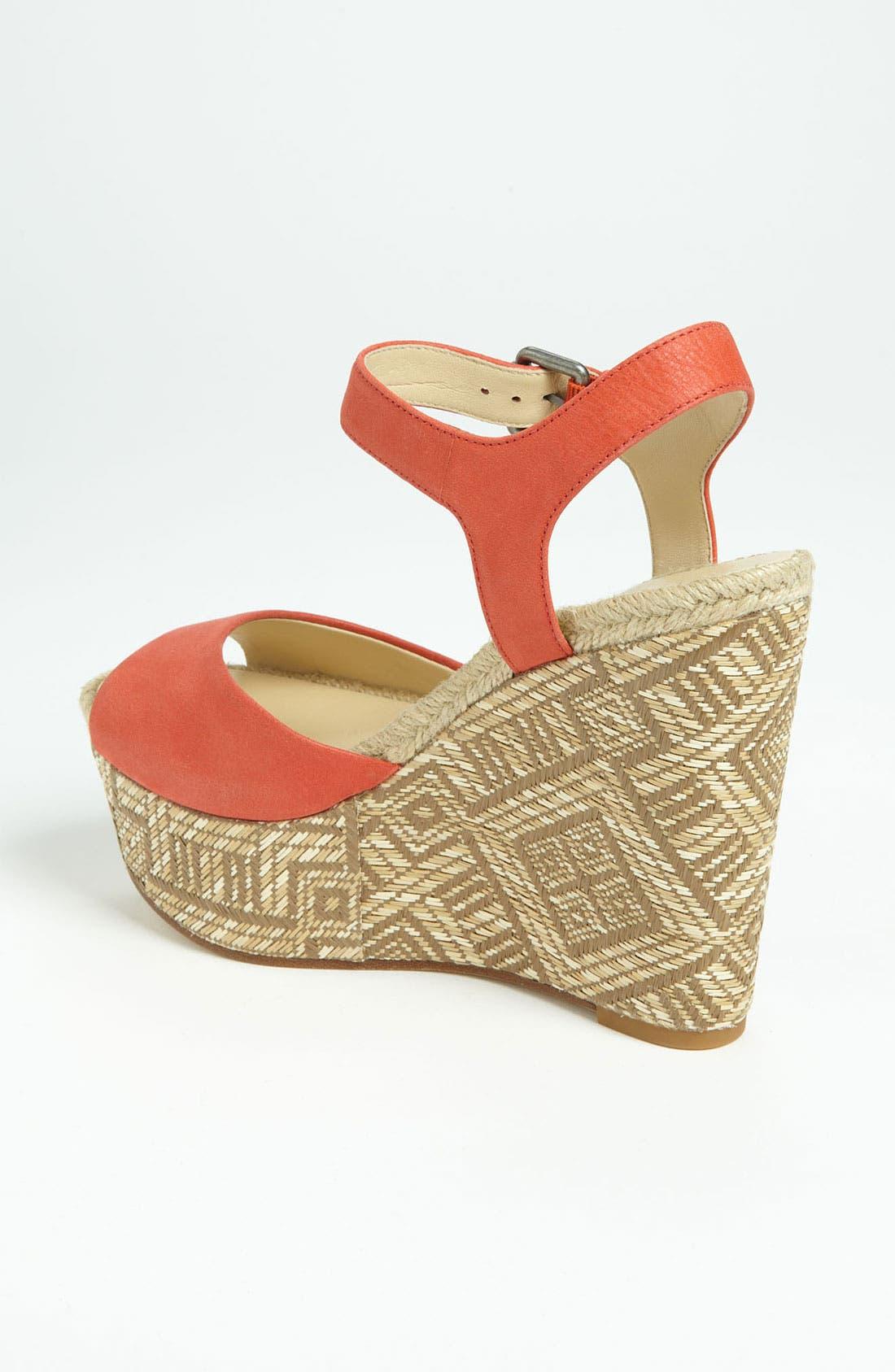 Alternate Image 2  - Vera Wang Footwear Wedge Sandal