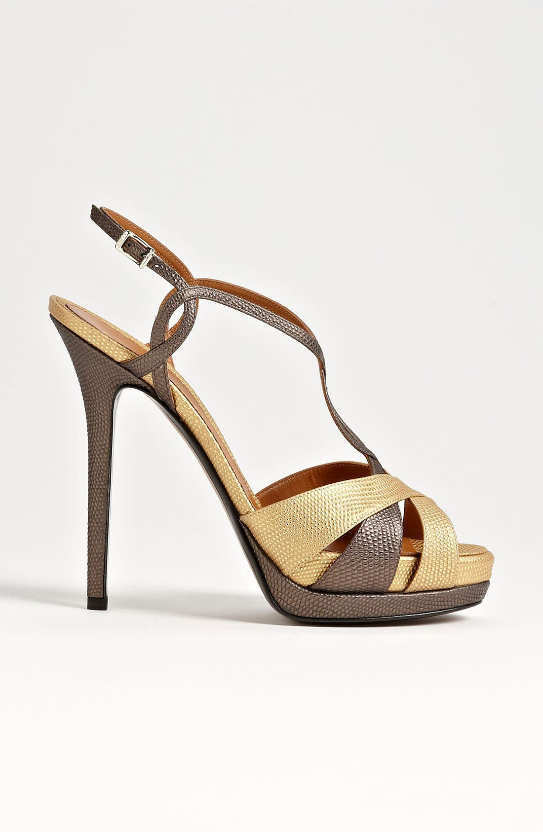 Alternate Image 4  - Fendi 'Twisted' Platform Sandal