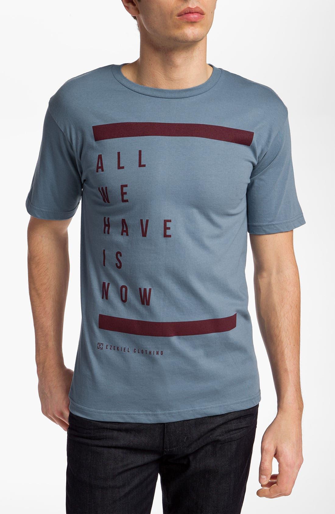 Alternate Image 1 Selected - Ezekiel 'All We Have' T-Shirt