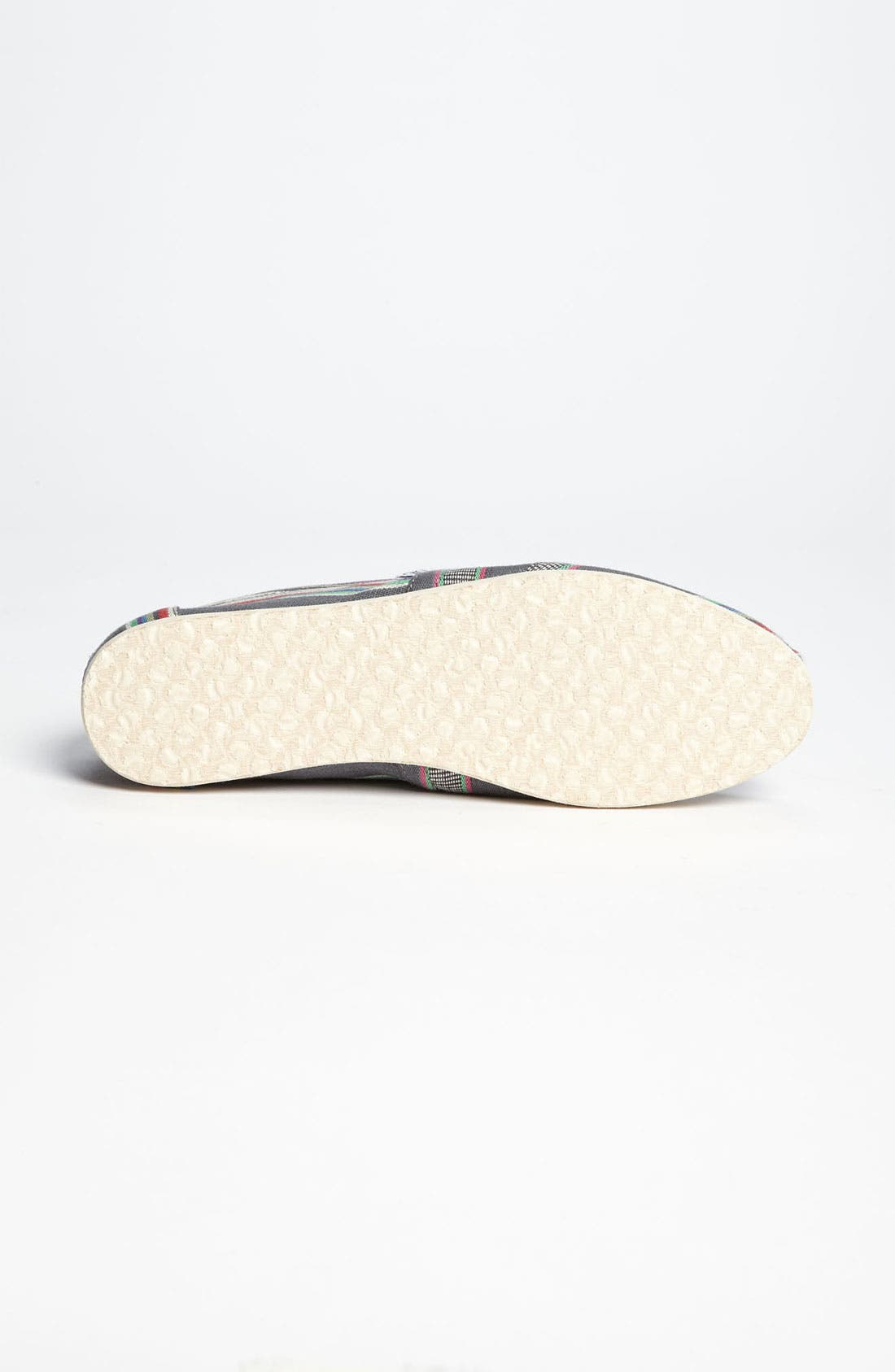 Alternate Image 4  - TOMS 'Classic - Stripe' Slip-On (Women)