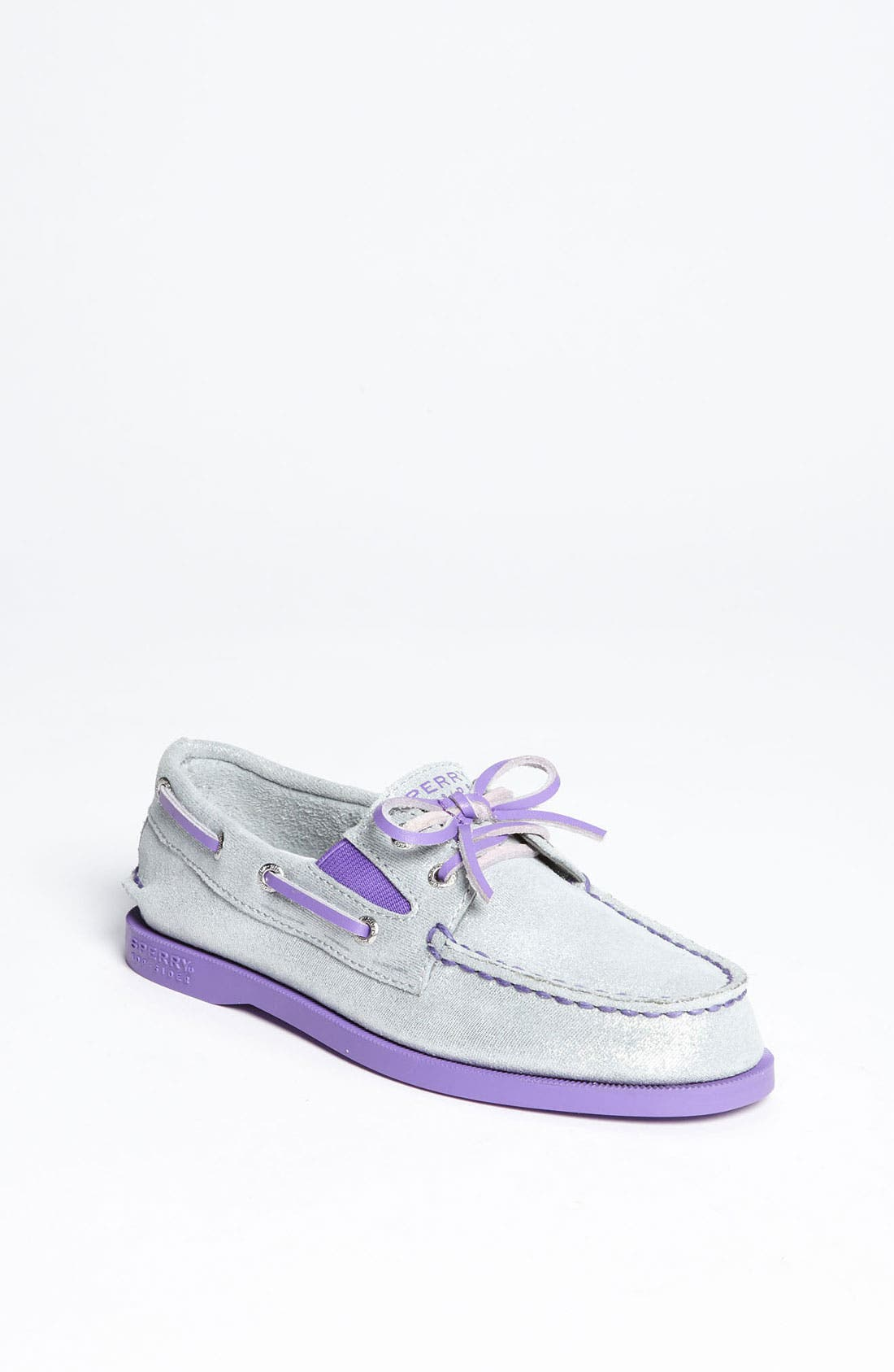 Main Image - Sperry Top-Sider® Kids 'Authentic Original' Boat Shoe (Walker, Toddler, Little Kid & Big Kid)