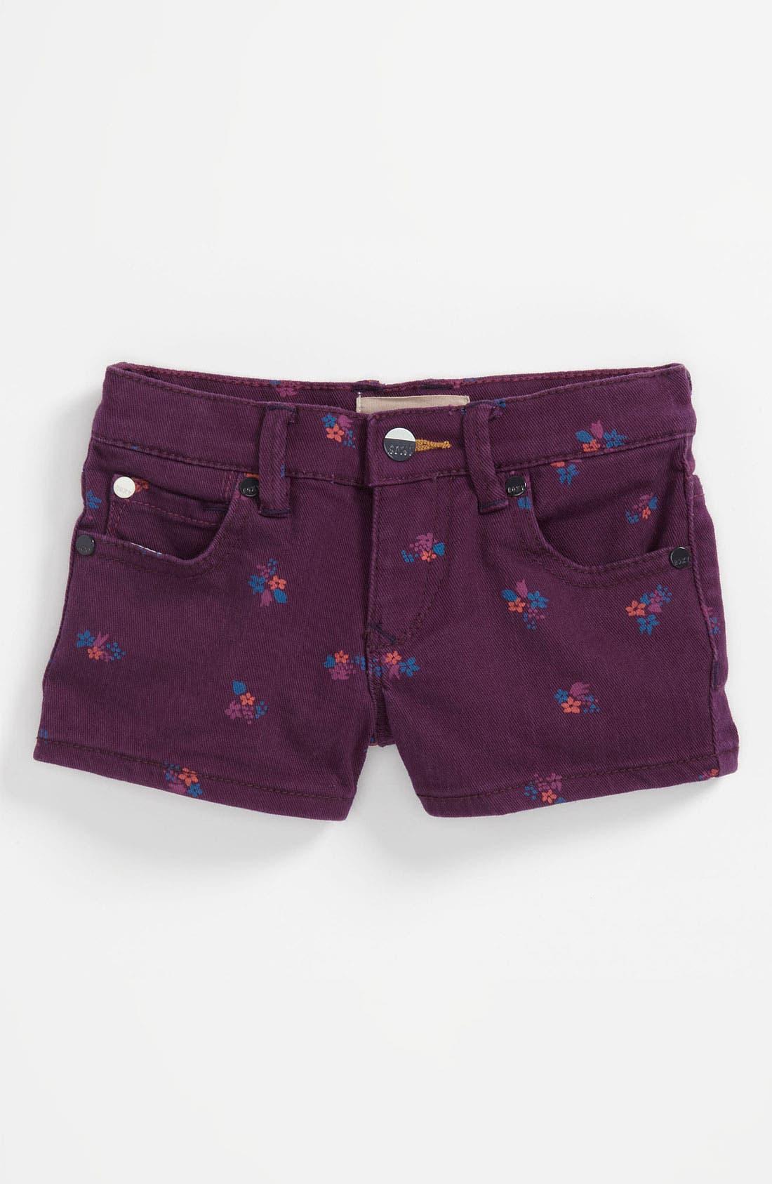 Alternate Image 2  - Roxy 'Sundown' Colored Shorts (Big Girls)